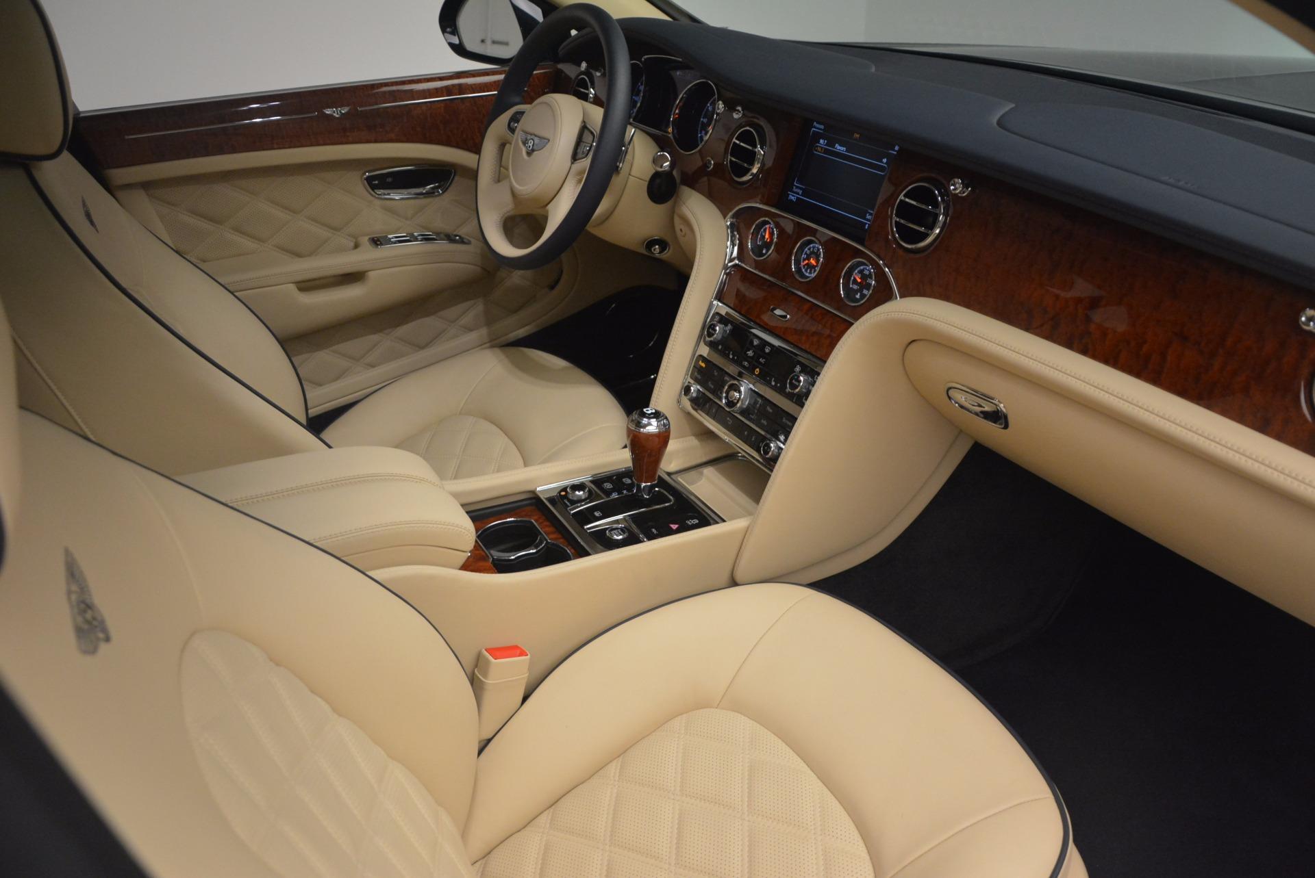Used 2016 Bentley Mulsanne  For Sale In Westport, CT 1173_p38