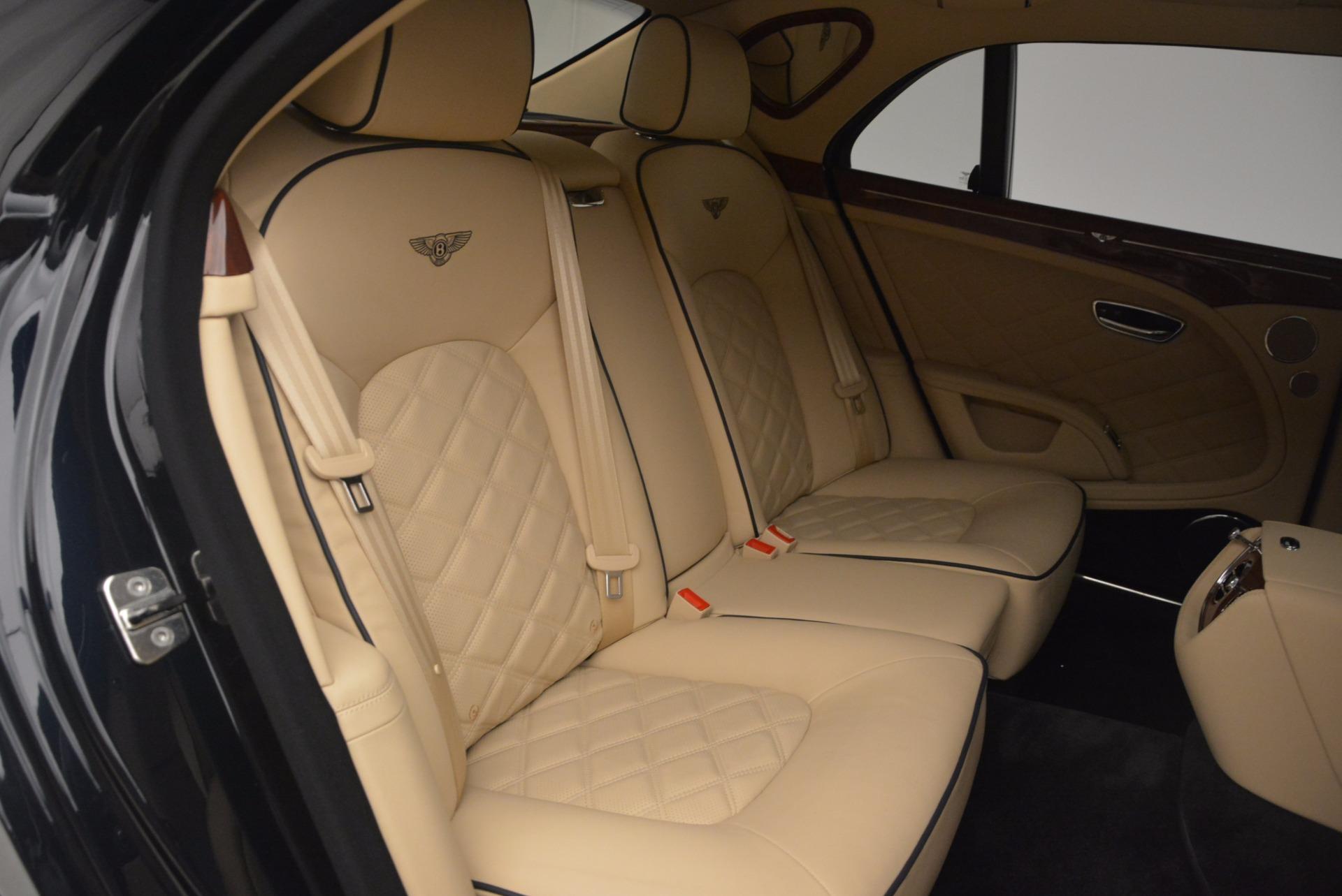 Used 2016 Bentley Mulsanne  For Sale In Westport, CT 1173_p41