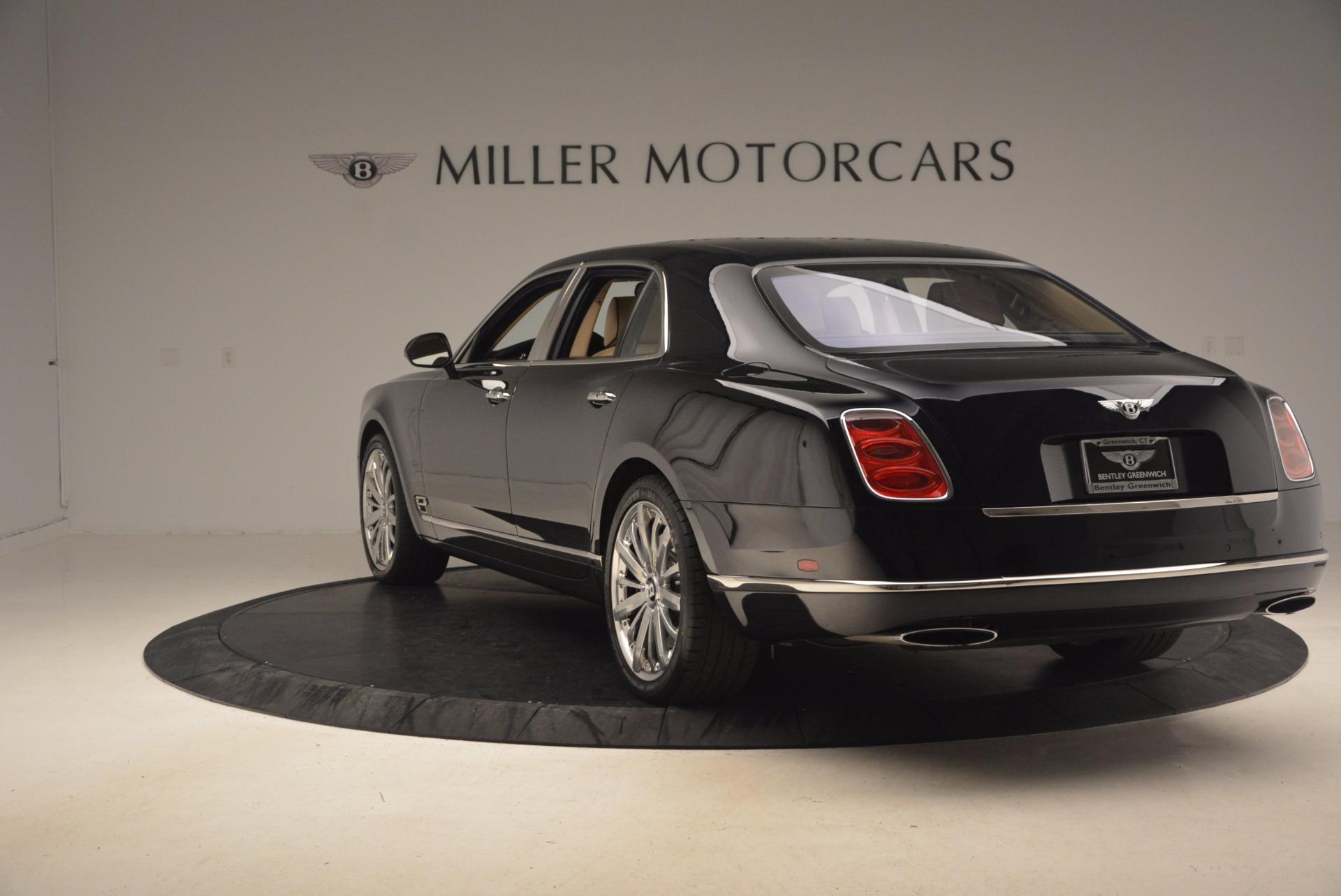 Used 2016 Bentley Mulsanne  For Sale In Westport, CT 1173_p5