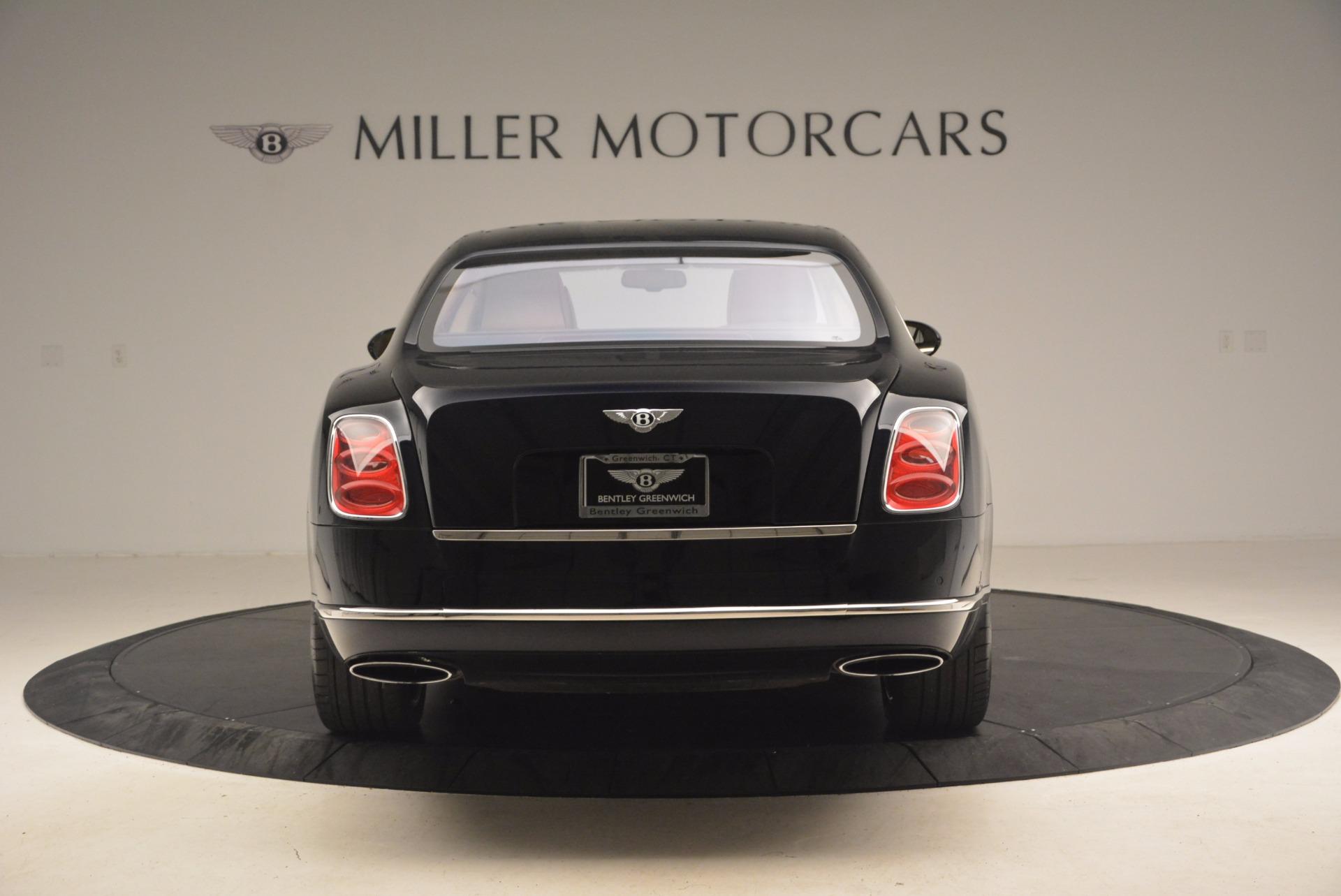 Used 2016 Bentley Mulsanne  For Sale In Westport, CT 1173_p6