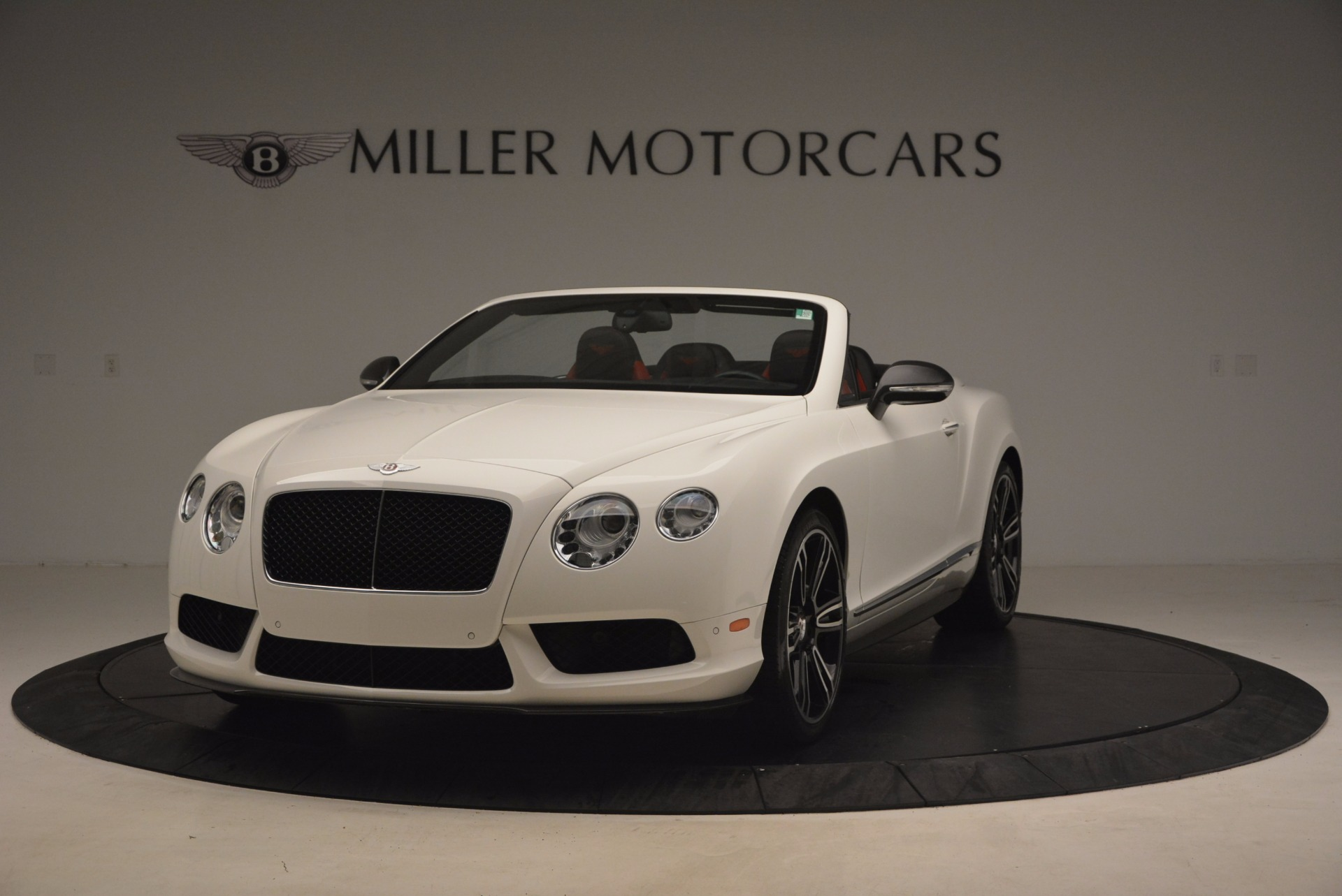Used 2013 Bentley Continental GT V8 For Sale In Westport, CT 1174_main