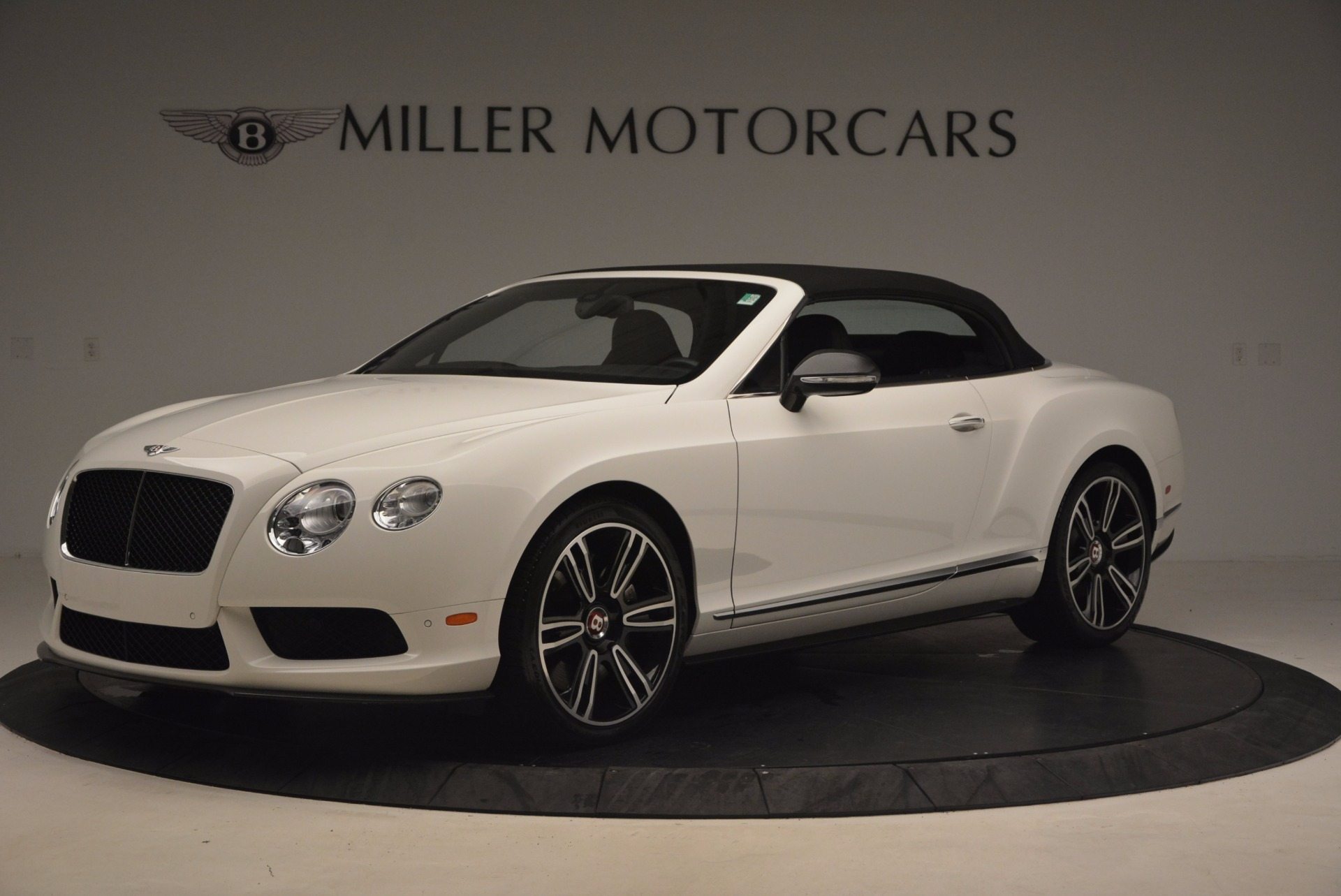 Used 2013 Bentley Continental GT V8 For Sale In Westport, CT 1174_p15