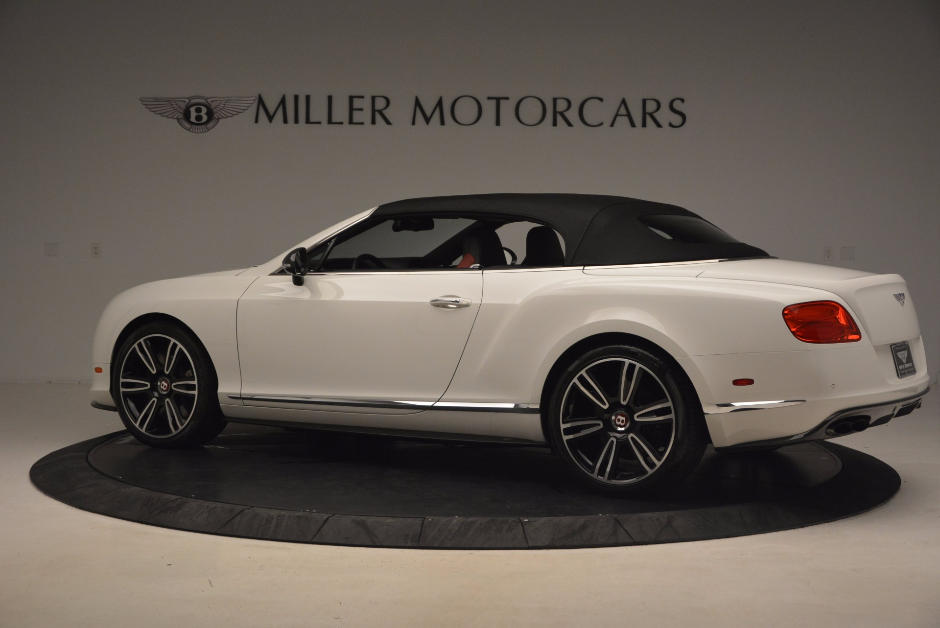 Used 2013 Bentley Continental GT V8 For Sale In Westport, CT 1174_p17