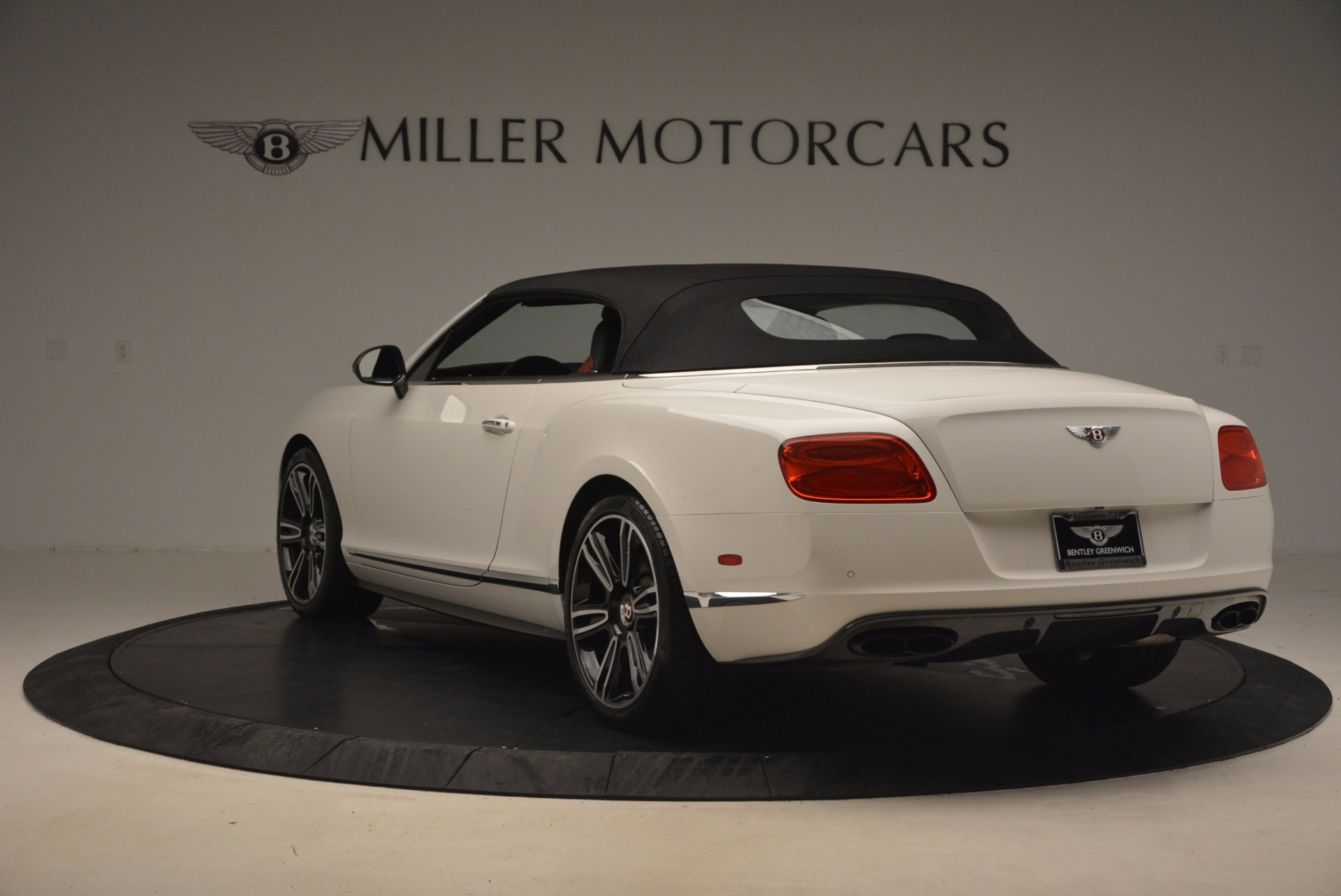 Used 2013 Bentley Continental GT V8 For Sale In Westport, CT 1174_p18