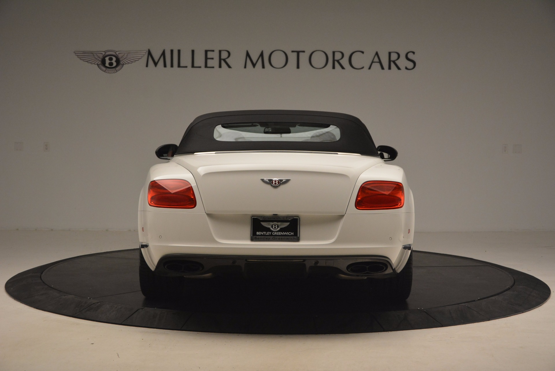 Used 2013 Bentley Continental GT V8 For Sale In Westport, CT 1174_p19