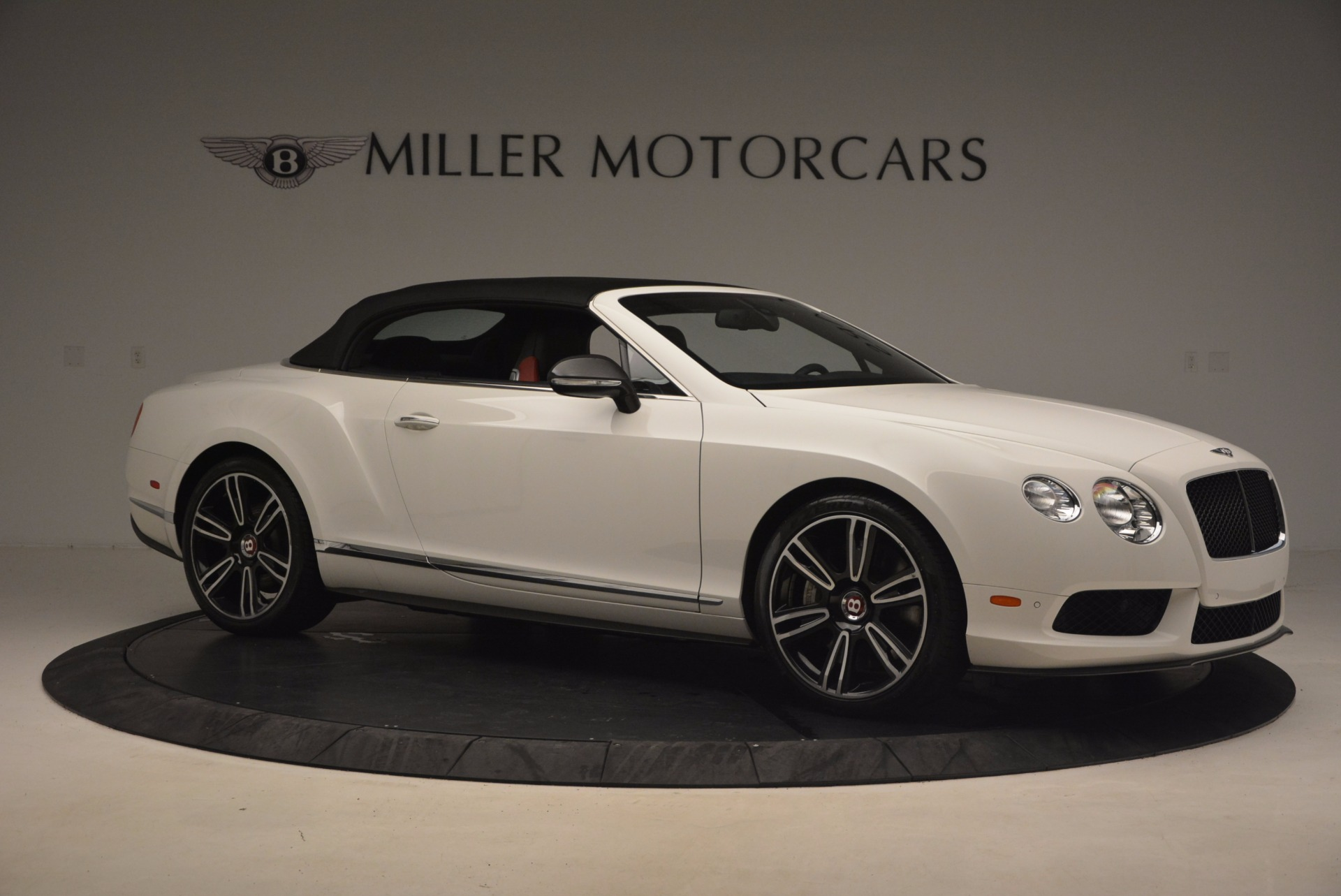 Used 2013 Bentley Continental GT V8 For Sale In Westport, CT 1174_p23