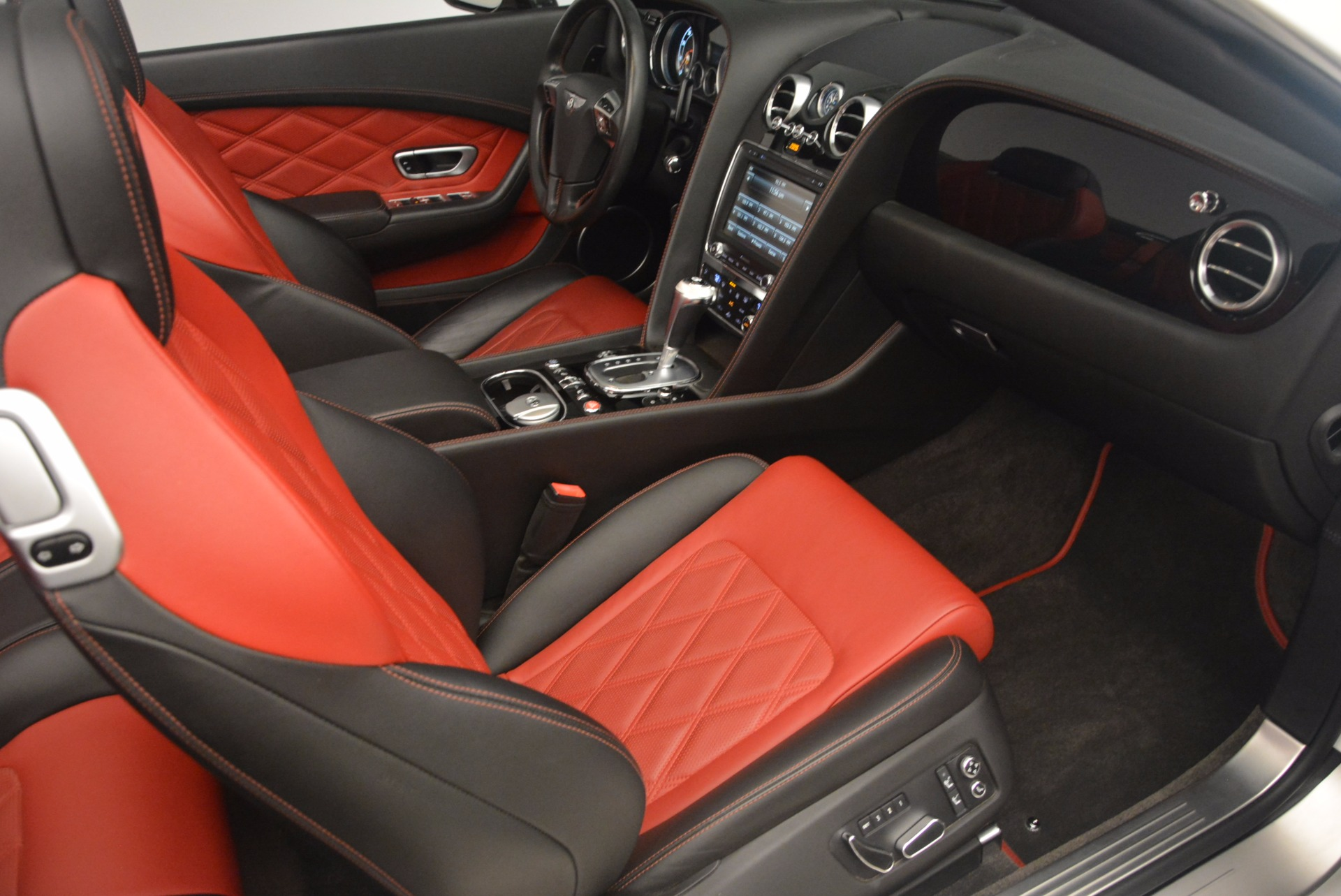 Used 2013 Bentley Continental GT V8 For Sale In Westport, CT 1174_p50