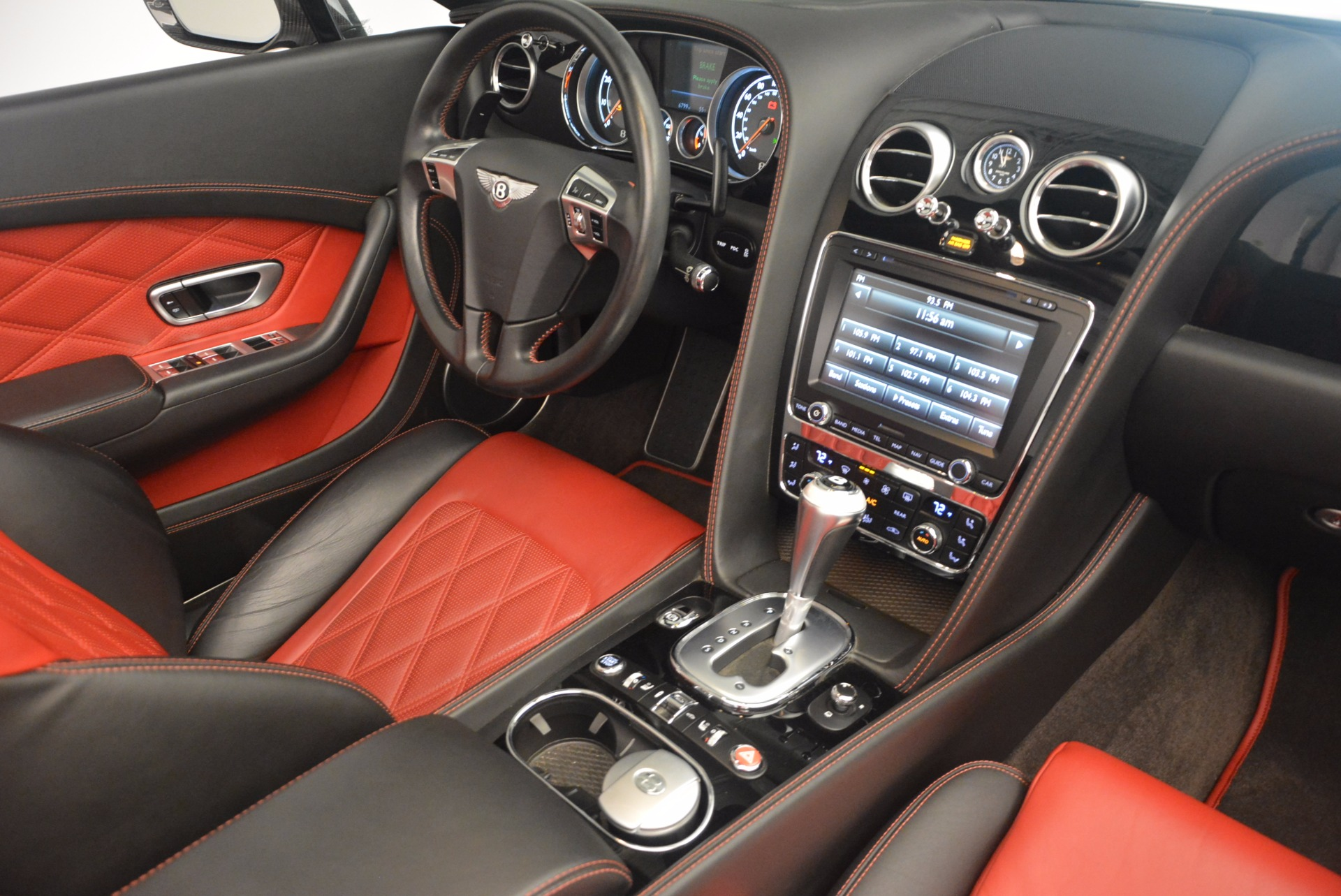 Used 2013 Bentley Continental GT V8 For Sale In Westport, CT 1174_p51