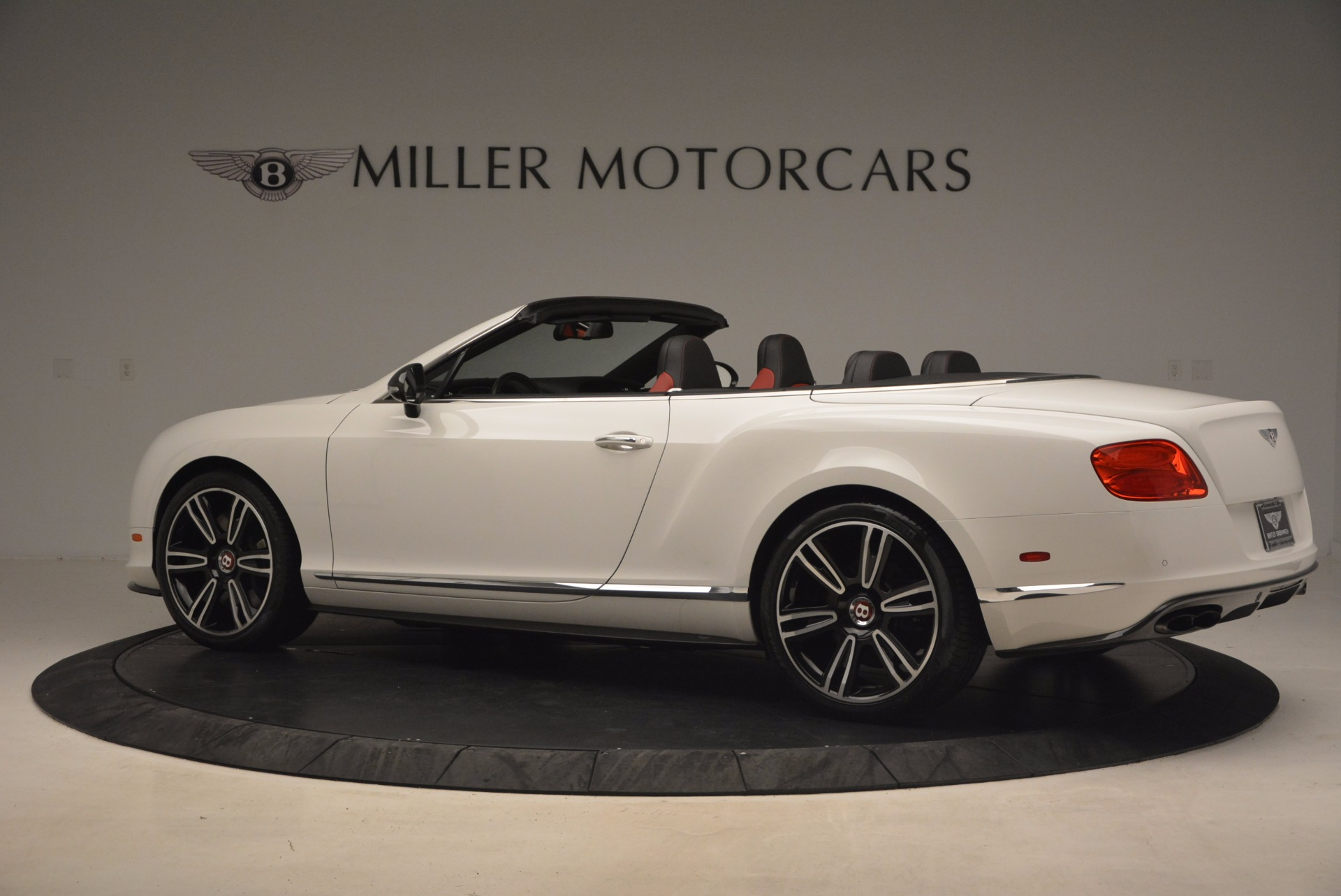 Used 2013 Bentley Continental GT V8 For Sale In Westport, CT 1174_p5