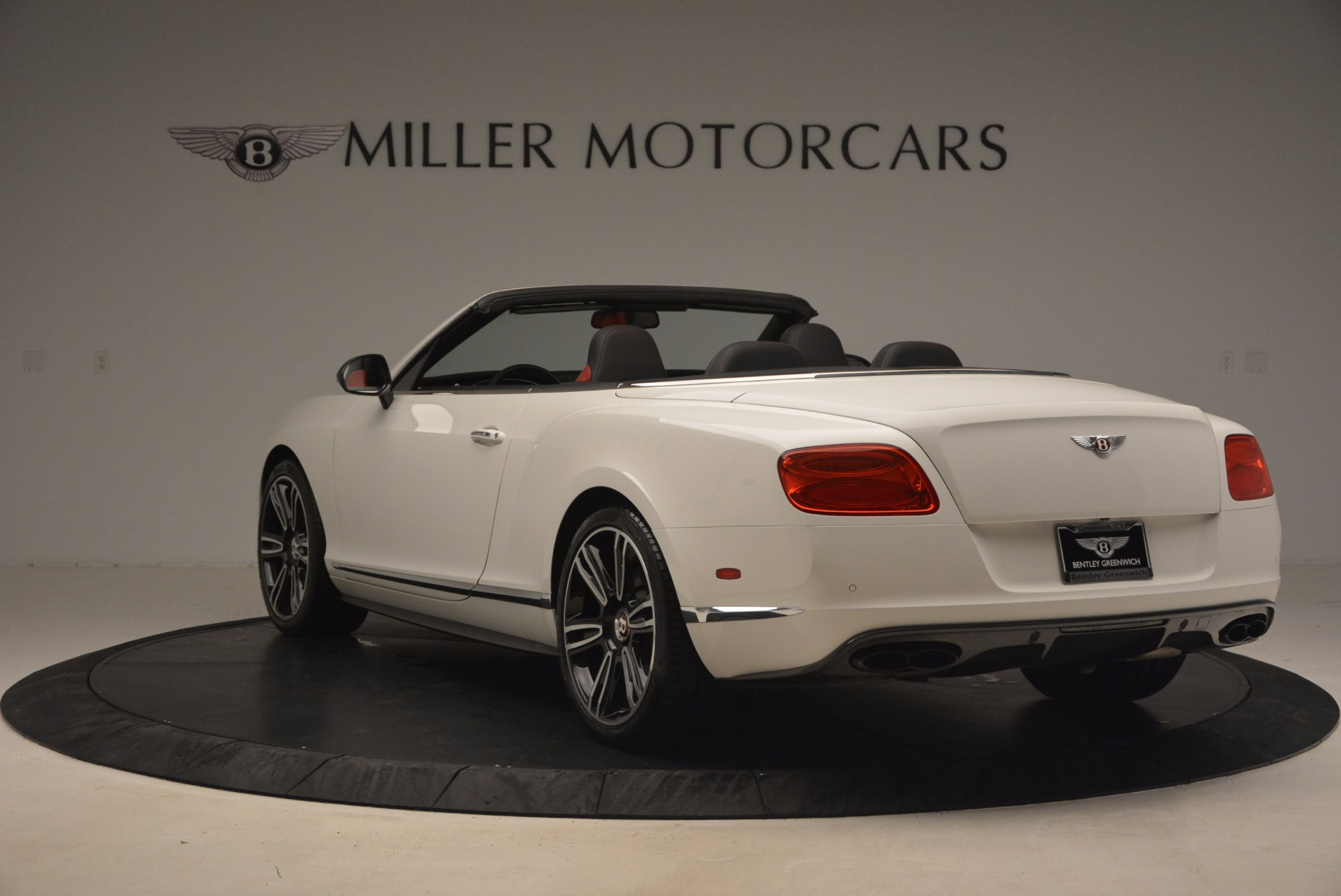 Used 2013 Bentley Continental GT V8 For Sale In Westport, CT 1174_p6
