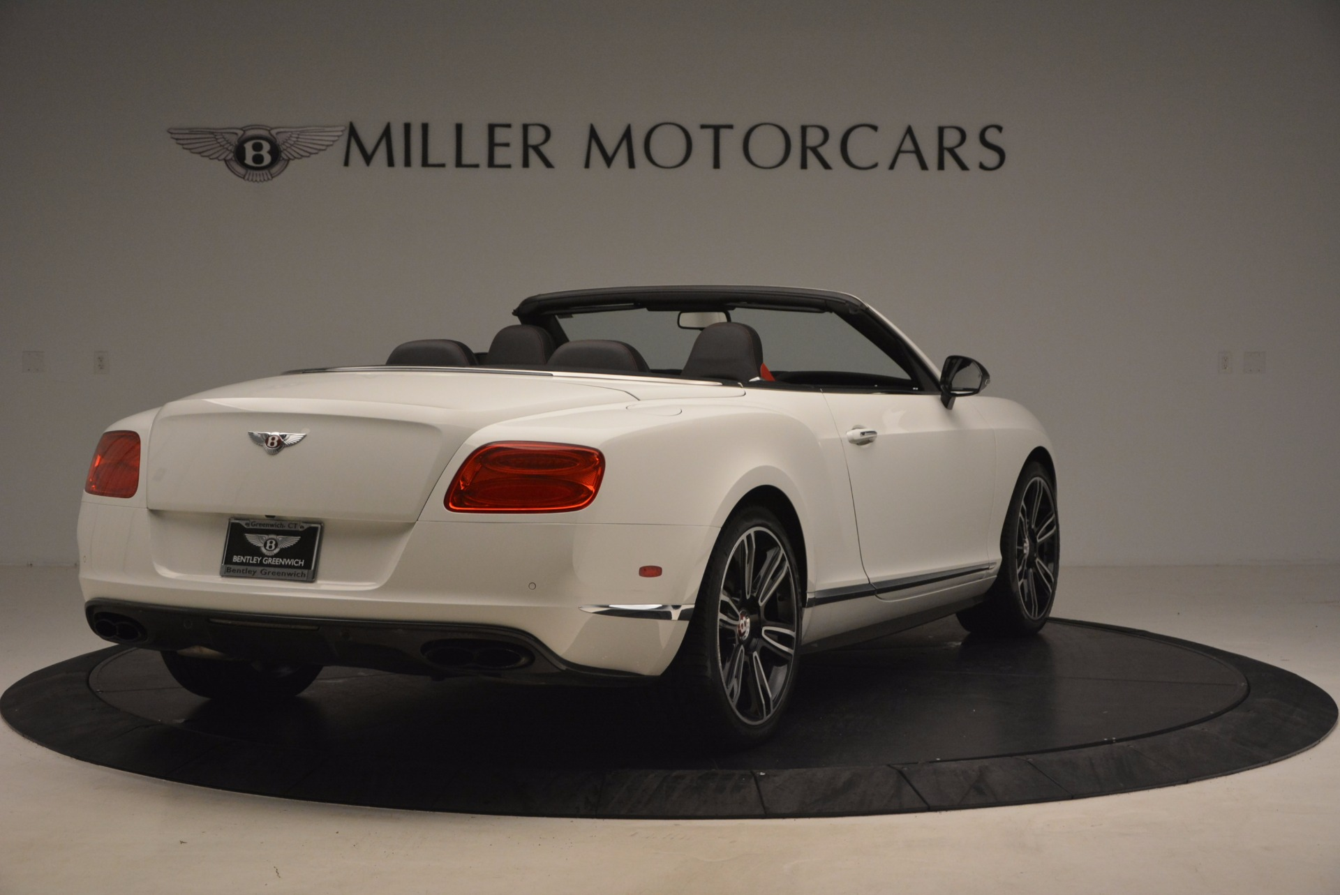 Used 2013 Bentley Continental GT V8 For Sale In Westport, CT 1174_p8