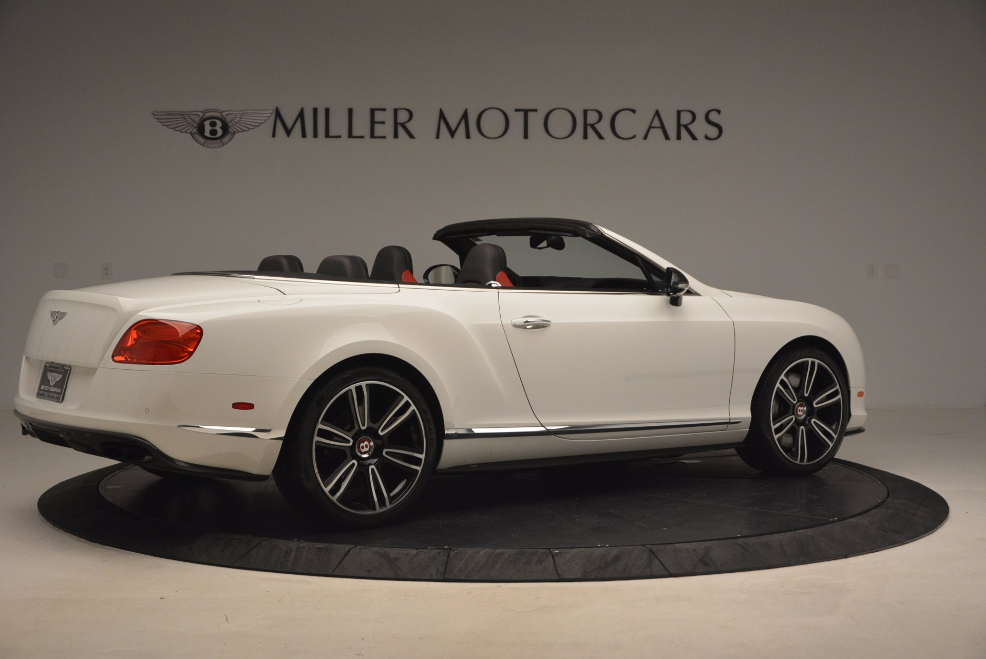 Used 2013 Bentley Continental GT V8 For Sale In Westport, CT 1174_p9