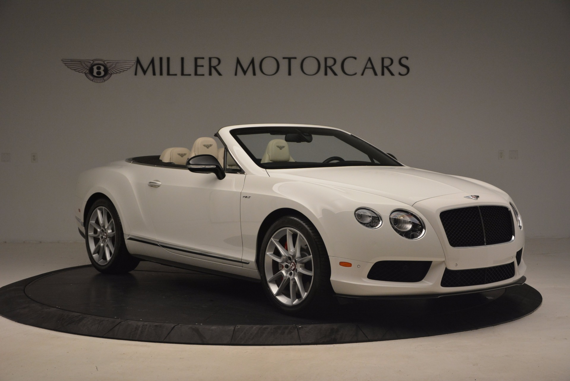 Used 2015 Bentley Continental GT V8 S For Sale In Westport, CT 1175_p10