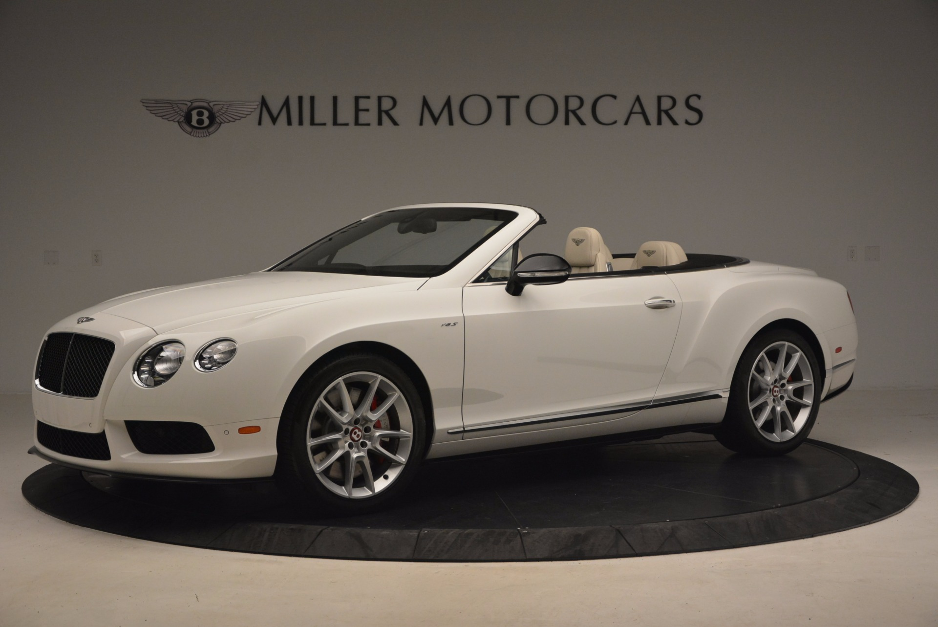 Used 2015 Bentley Continental GT V8 S For Sale In Westport, CT 1175_p2