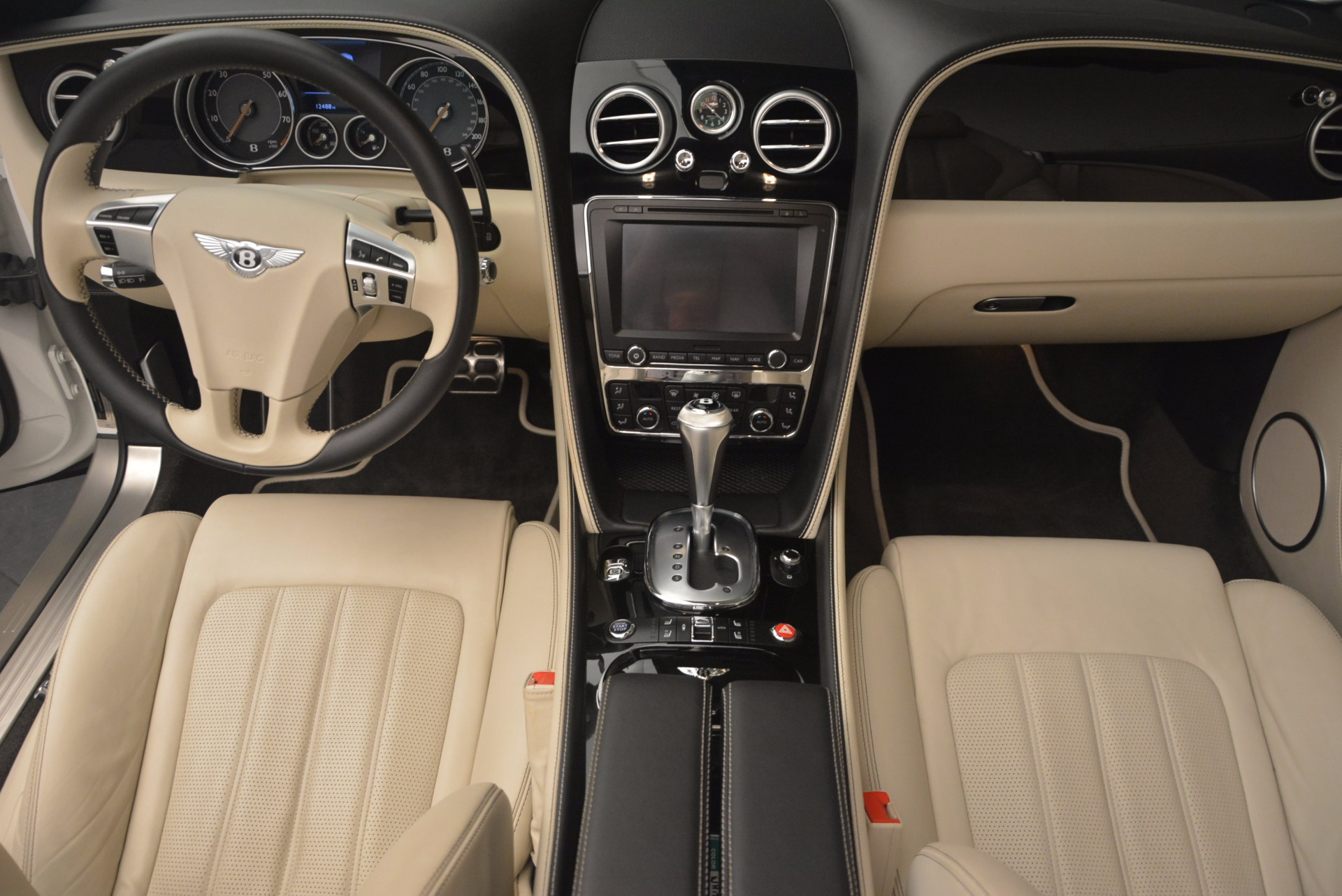 Used 2015 Bentley Continental GT V8 S For Sale In Westport, CT 1175_p41