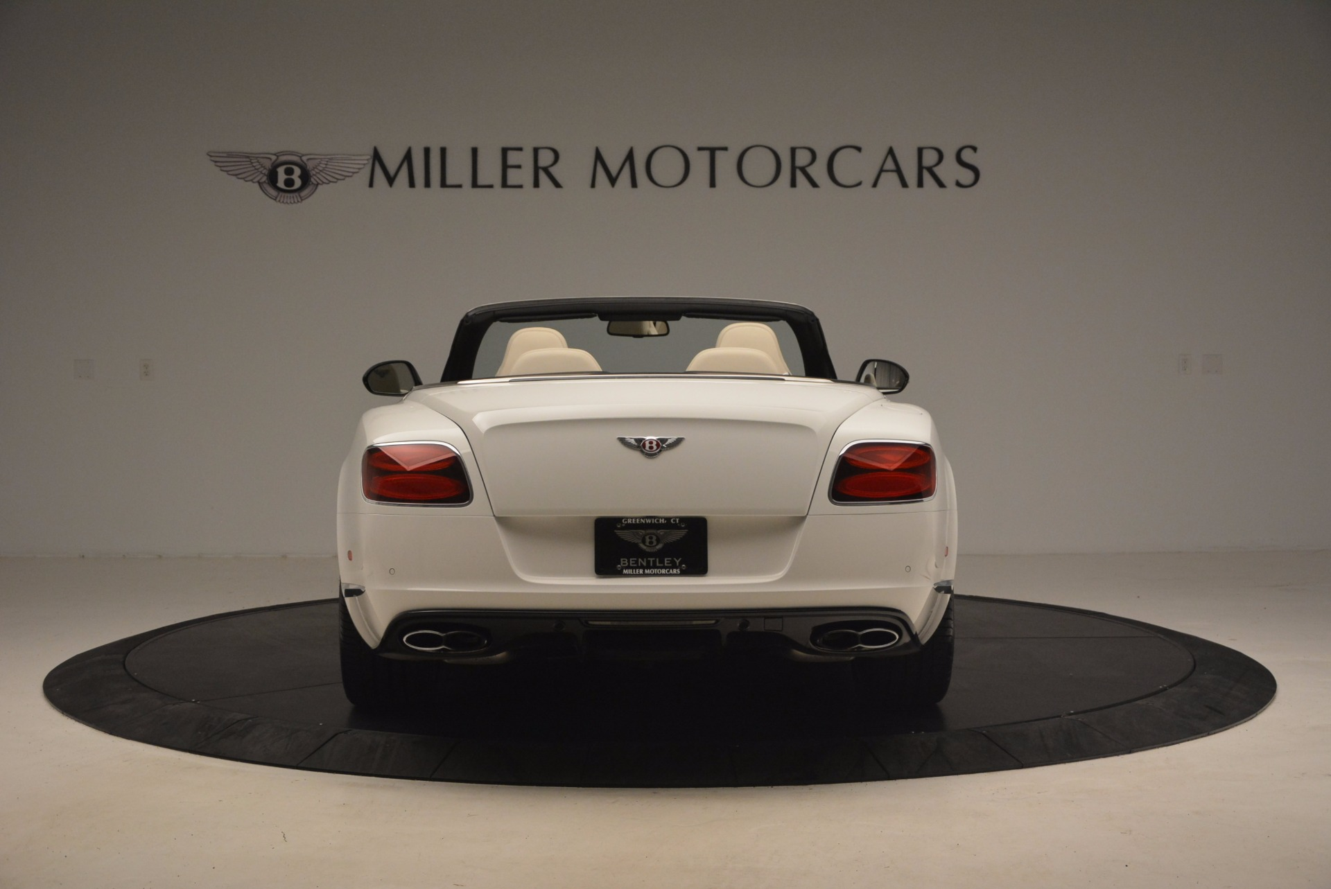 Used 2015 Bentley Continental GT V8 S For Sale In Westport, CT 1175_p6