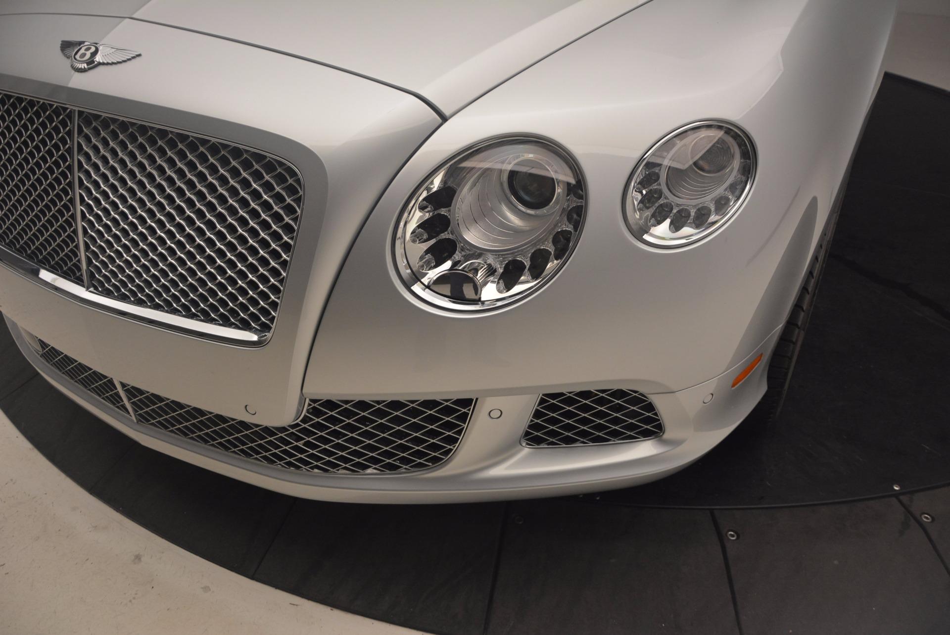 Used 2012 Bentley Continental GT  For Sale In Westport, CT 1176_p14