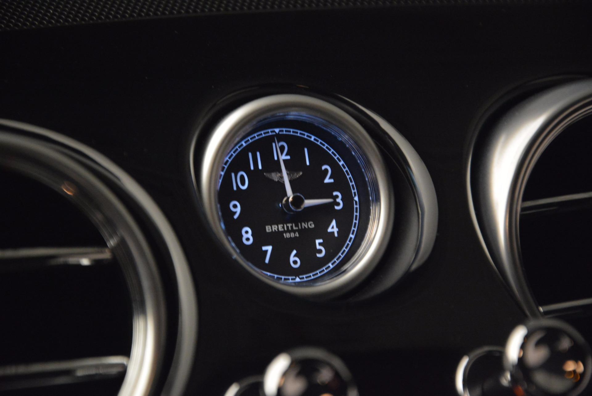 Used 2012 Bentley Continental GT  For Sale In Westport, CT 1176_p24