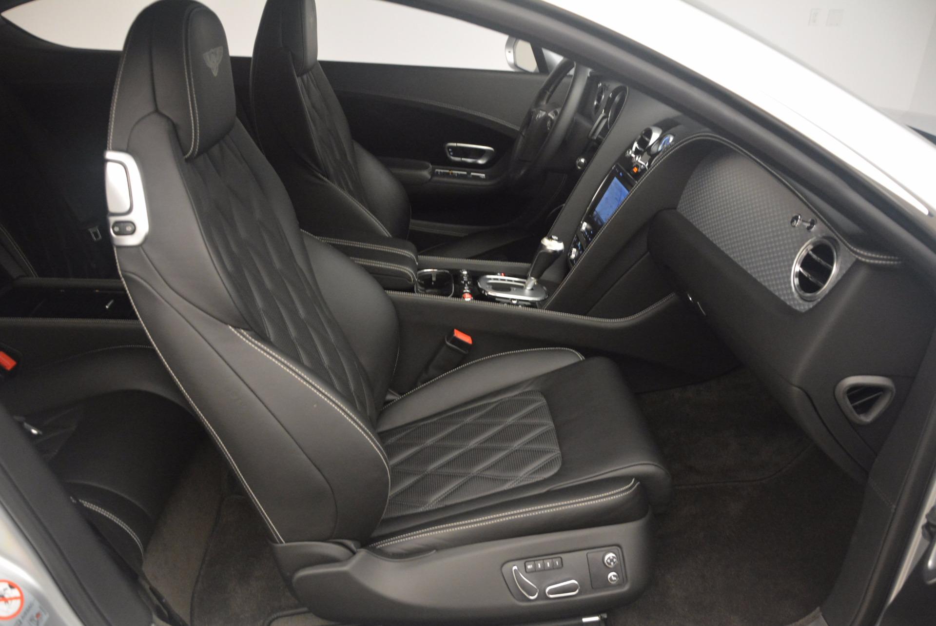 Used 2012 Bentley Continental GT  For Sale In Westport, CT 1176_p33