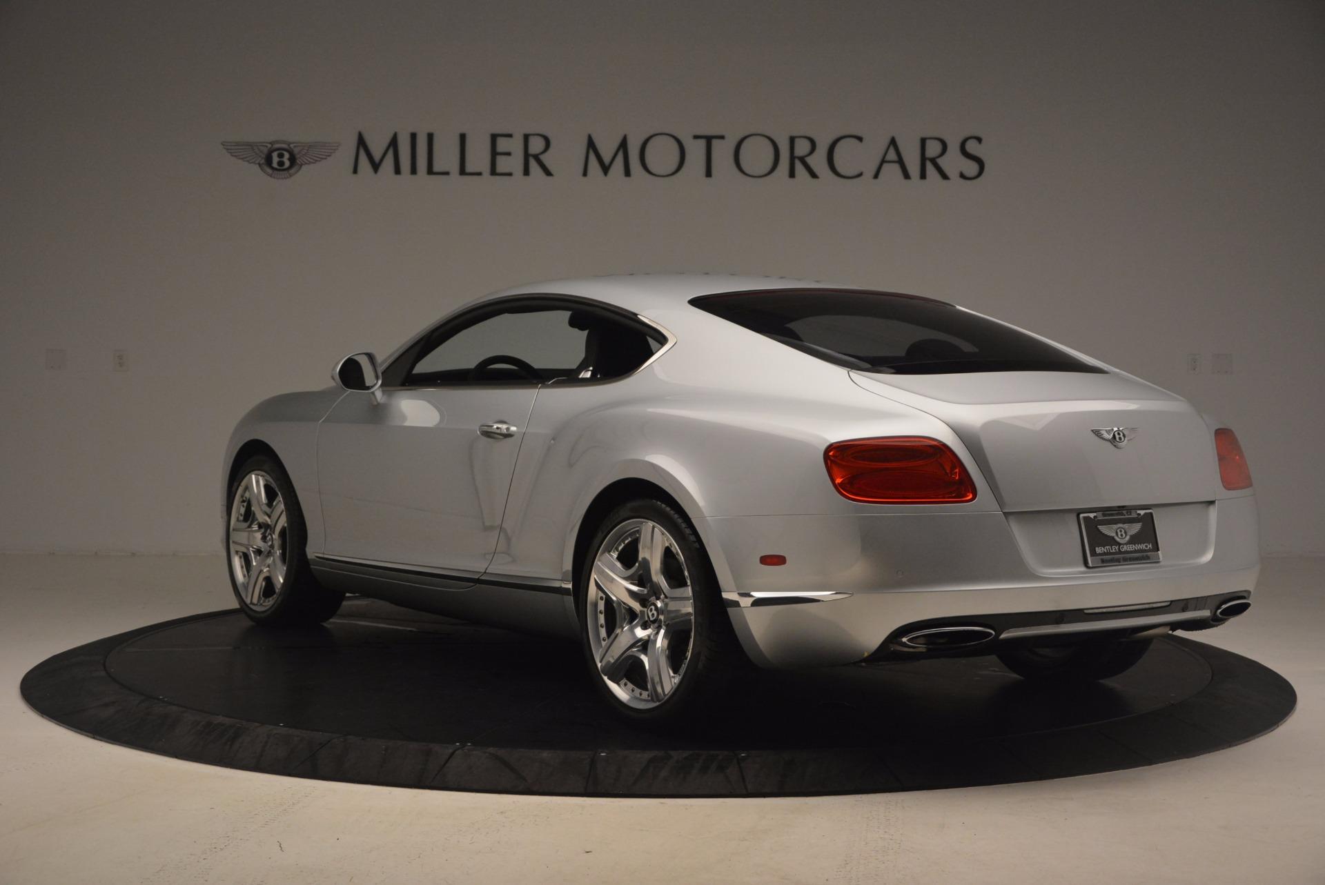 Used 2012 Bentley Continental GT  For Sale In Westport, CT 1176_p5