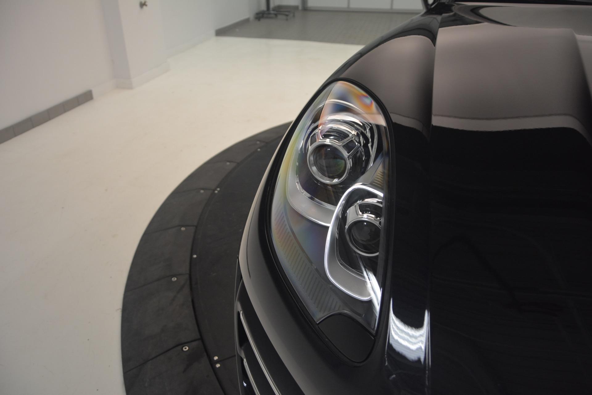 Used 2016 Porsche Macan Turbo For Sale In Westport, CT 1177_p13