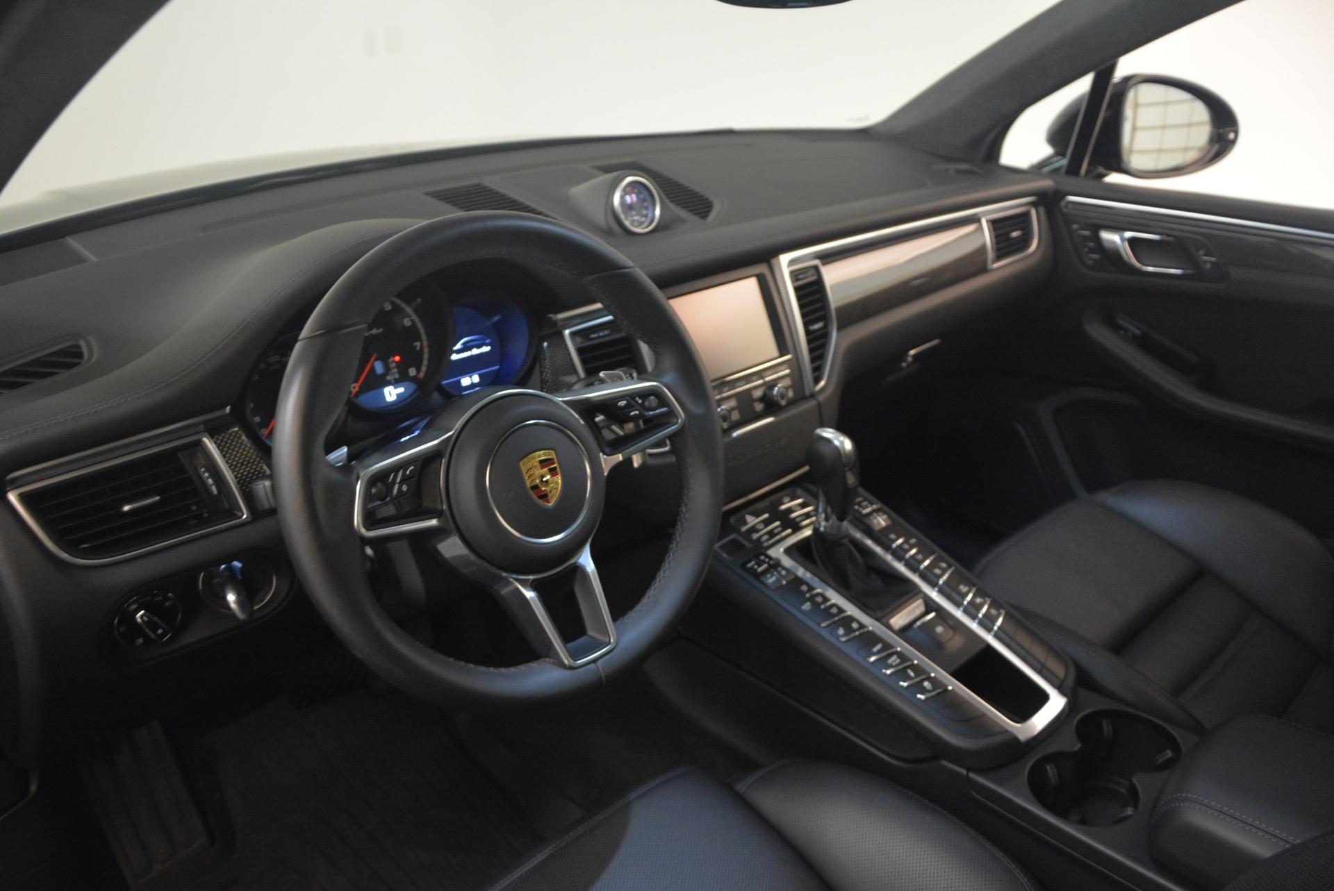 Used 2016 Porsche Macan Turbo For Sale In Westport, CT 1177_p17