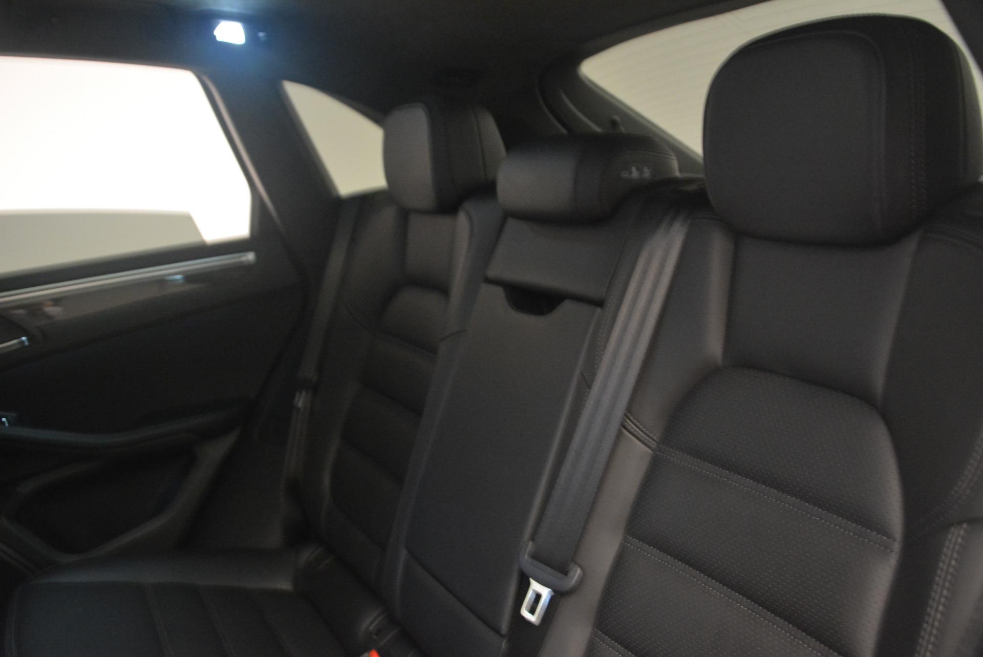 Used 2016 Porsche Macan Turbo For Sale In Westport, CT 1177_p28
