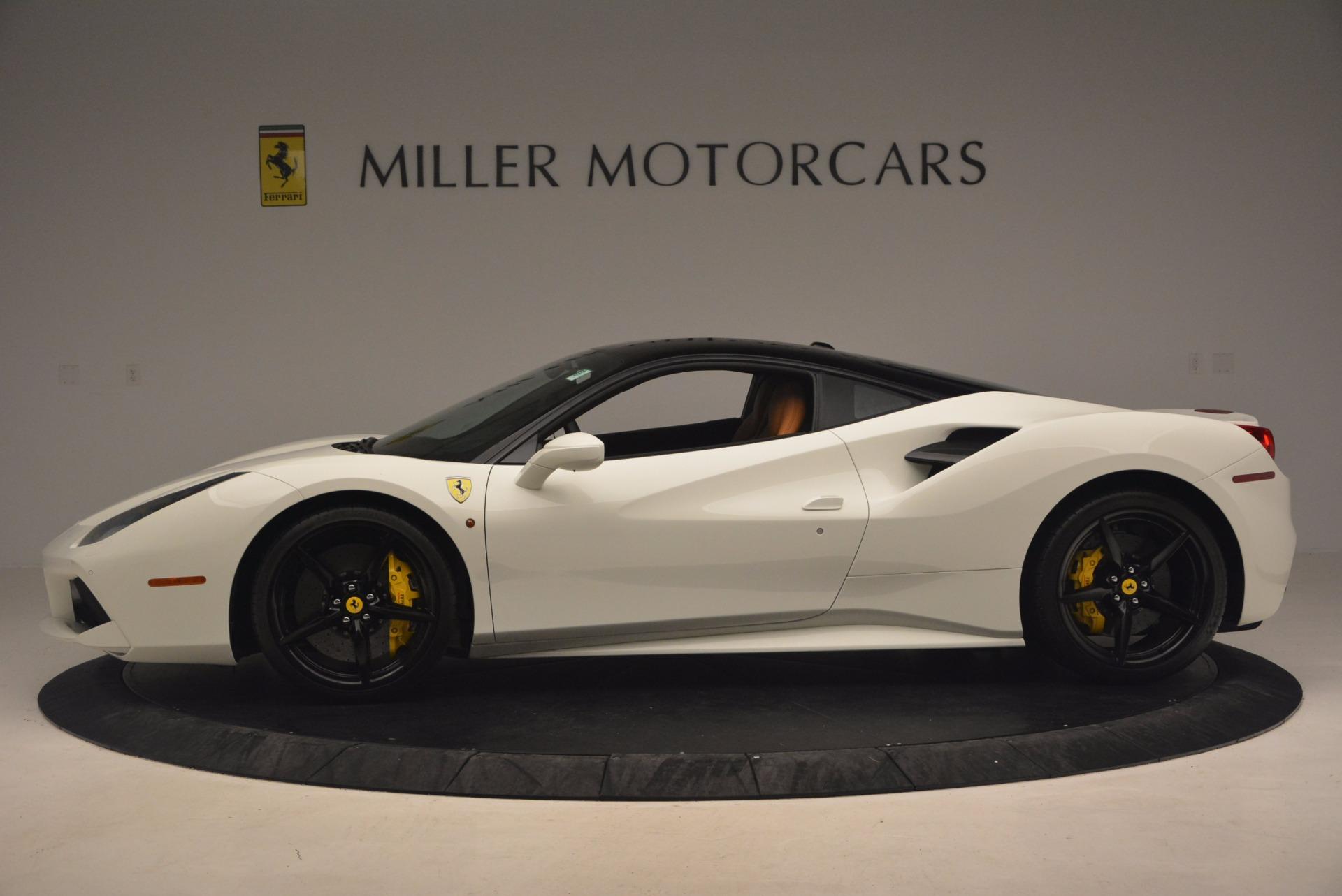 Used 2016 Ferrari 488 GTB  For Sale In Westport, CT 1178_p3