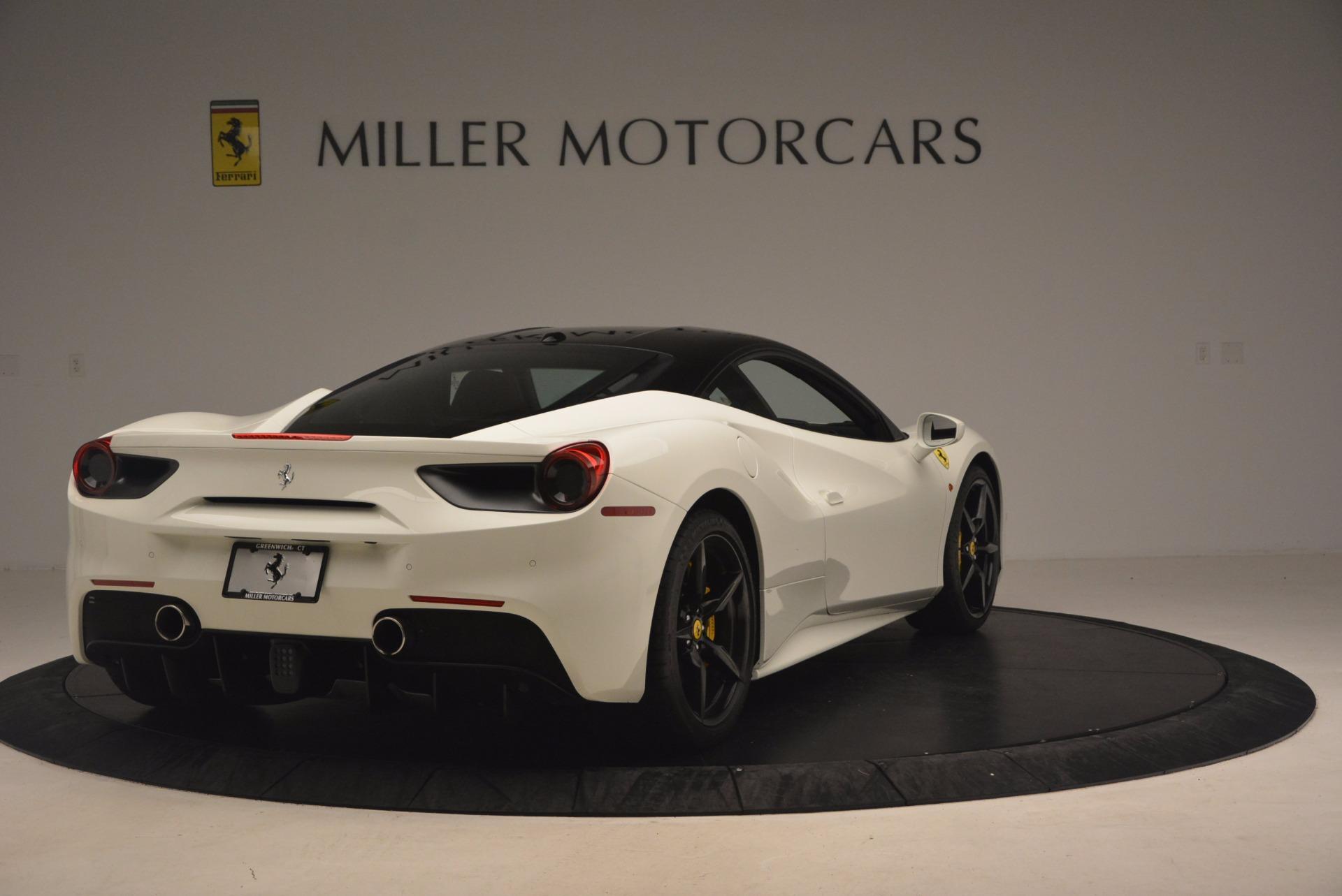 Used 2016 Ferrari 488 GTB  For Sale In Westport, CT 1178_p7
