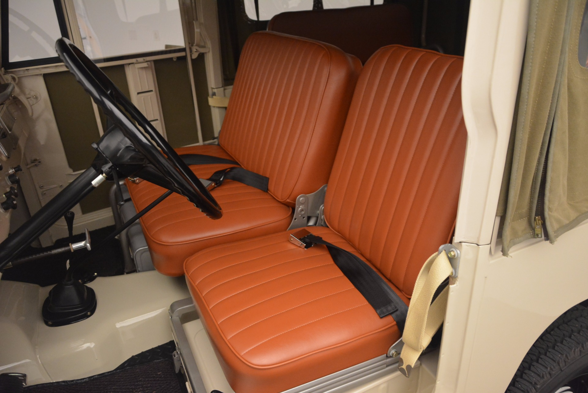 Used 1966 Toyota FJ40 Land Cruiser Land Cruiser For Sale In Westport, CT 1179_p18