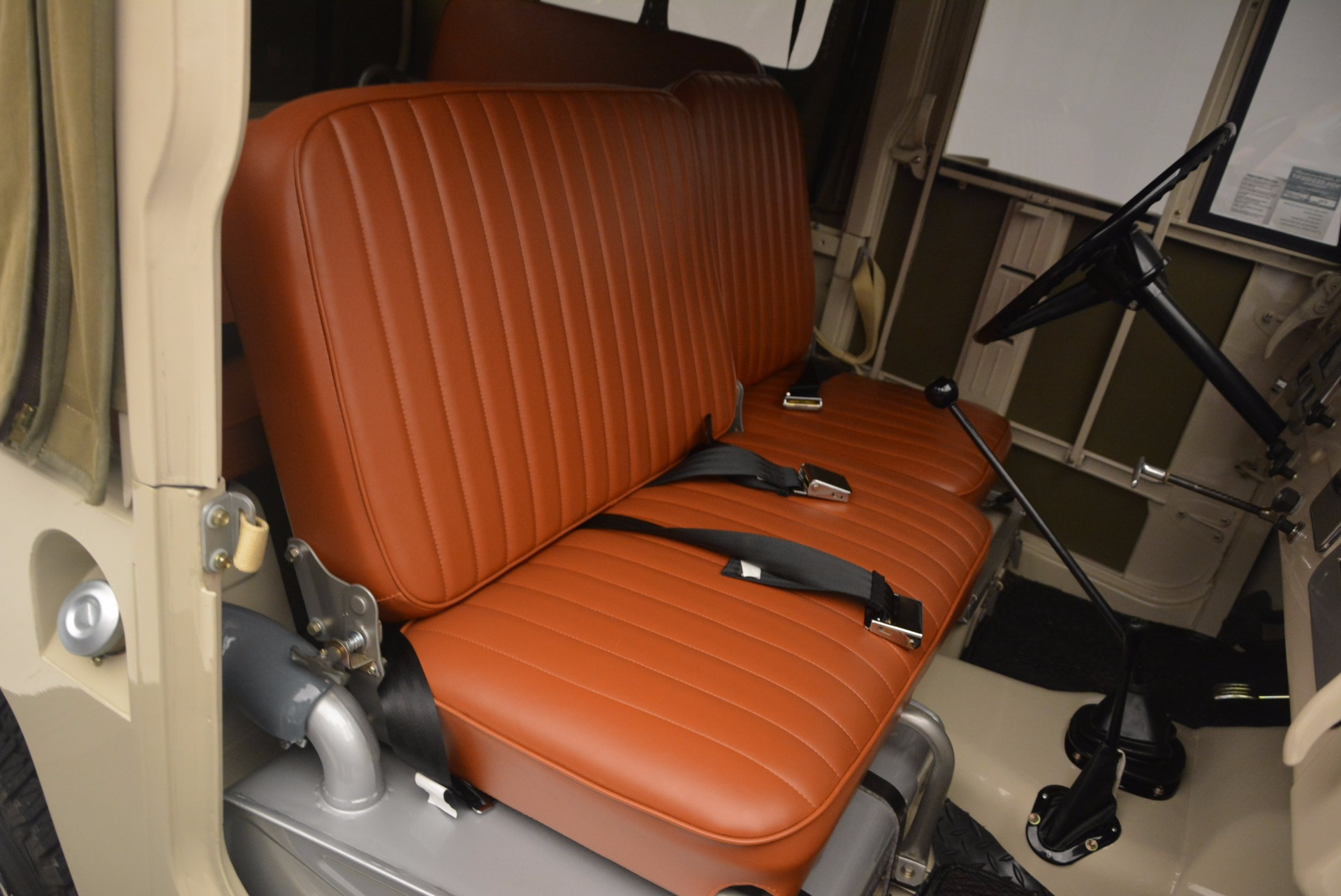 Used 1966 Toyota FJ40 Land Cruiser Land Cruiser For Sale In Westport, CT 1179_p20