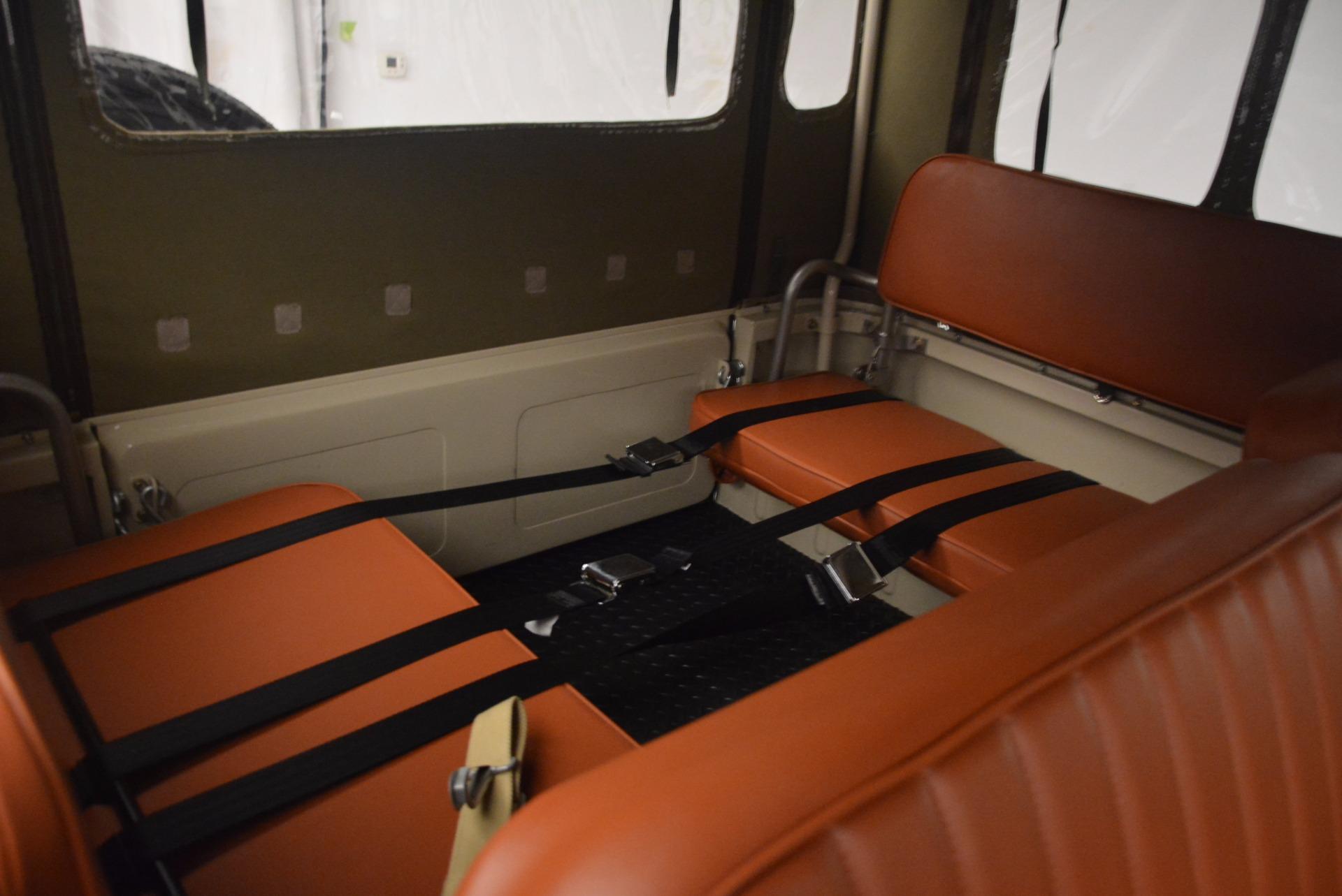 Used 1966 Toyota FJ40 Land Cruiser Land Cruiser For Sale In Westport, CT 1179_p21