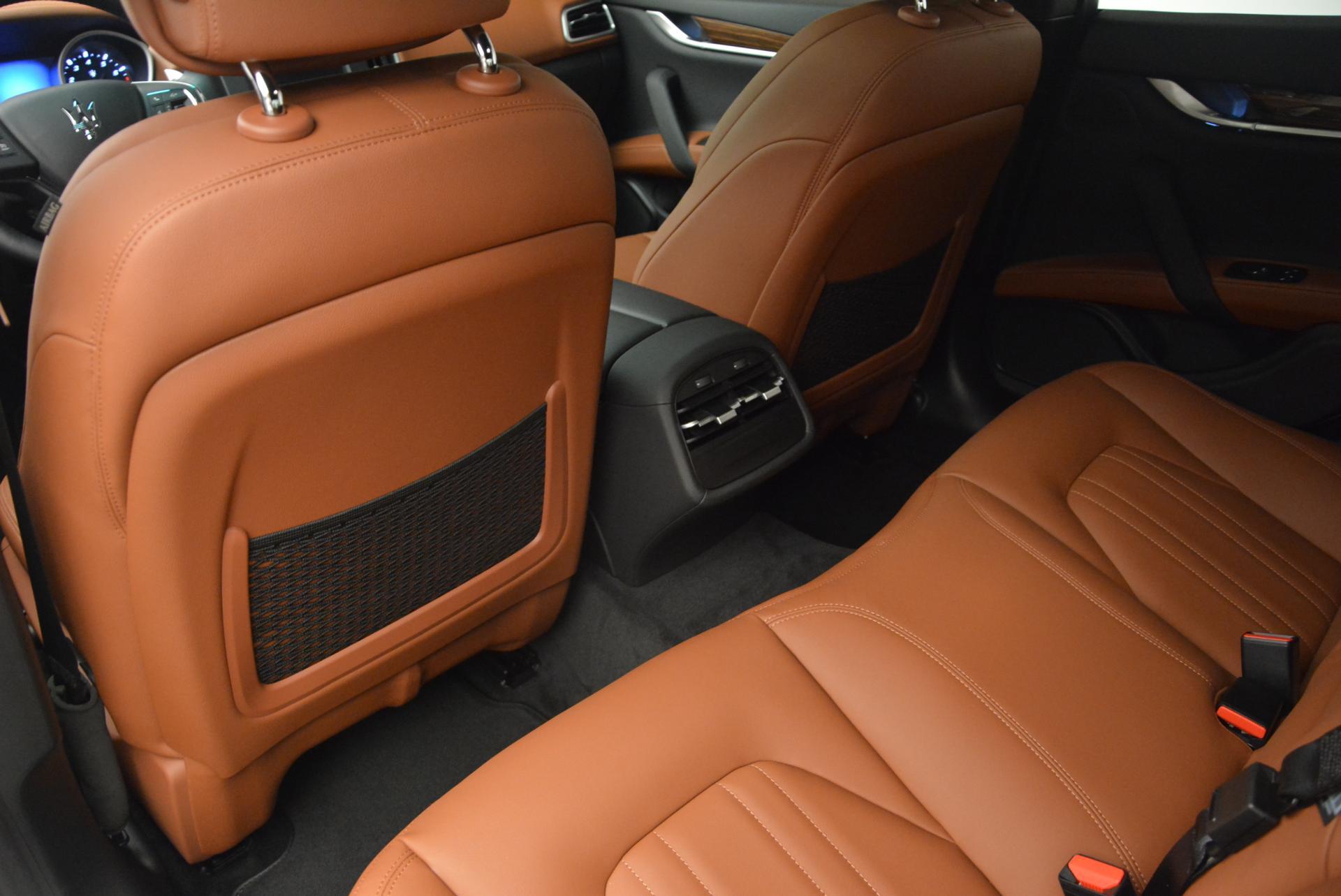 New 2016 Maserati Ghibli S Q4 For Sale In Westport, CT 118_p16