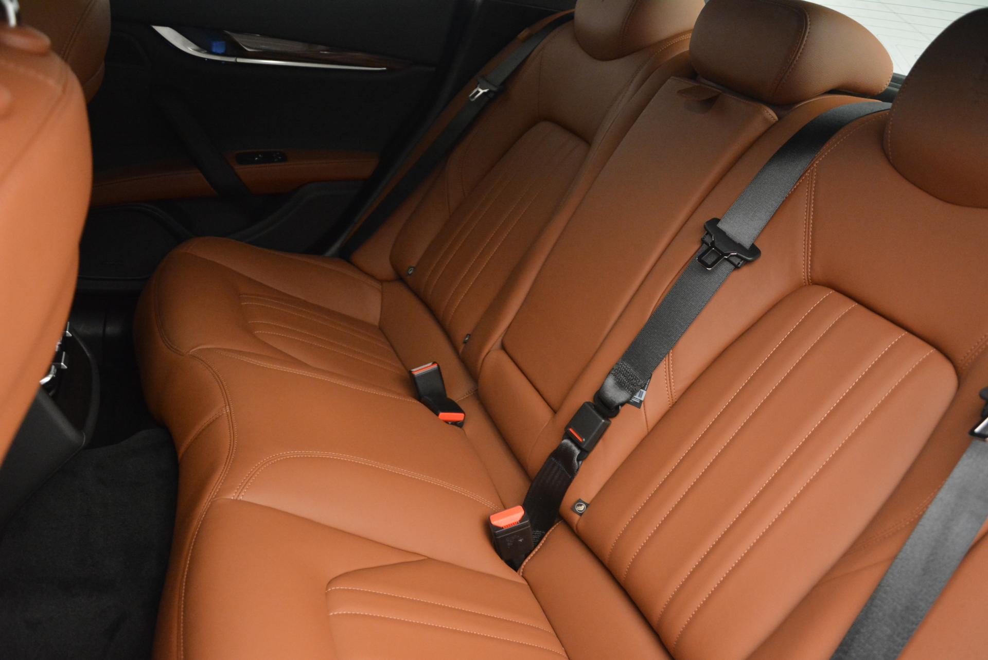 New 2016 Maserati Ghibli S Q4 For Sale In Westport, CT 118_p18