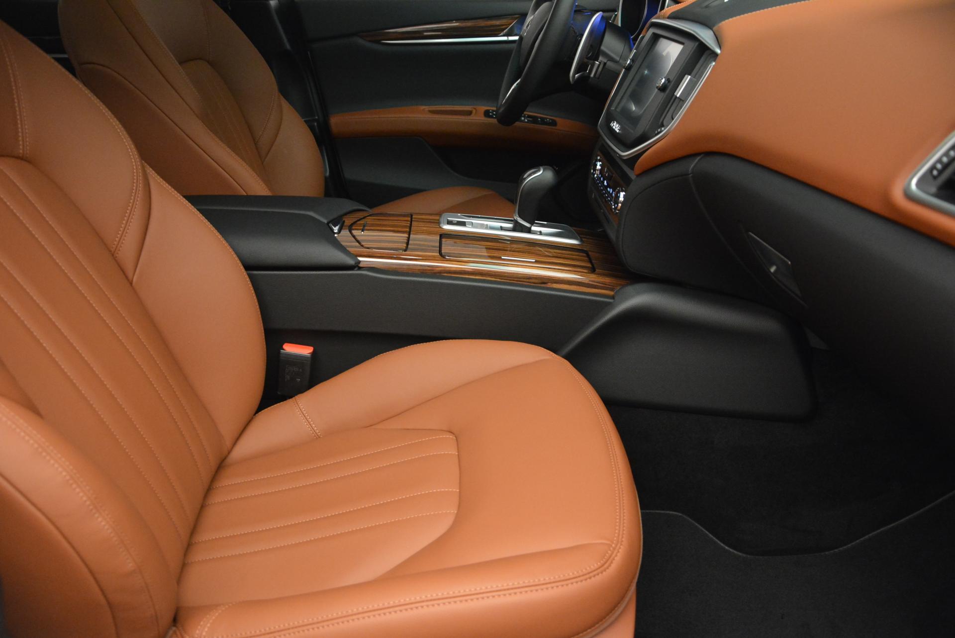 New 2016 Maserati Ghibli S Q4 For Sale In Westport, CT 118_p20