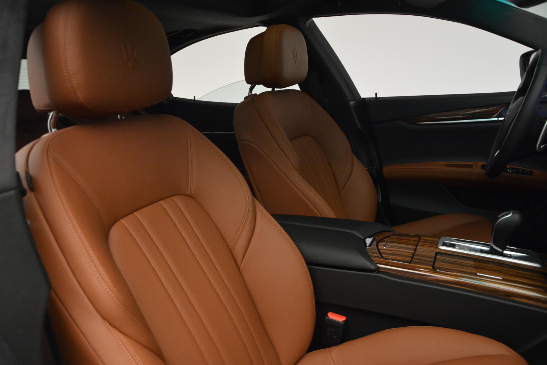 New 2016 Maserati Ghibli S Q4 For Sale In Westport, CT 118_p21