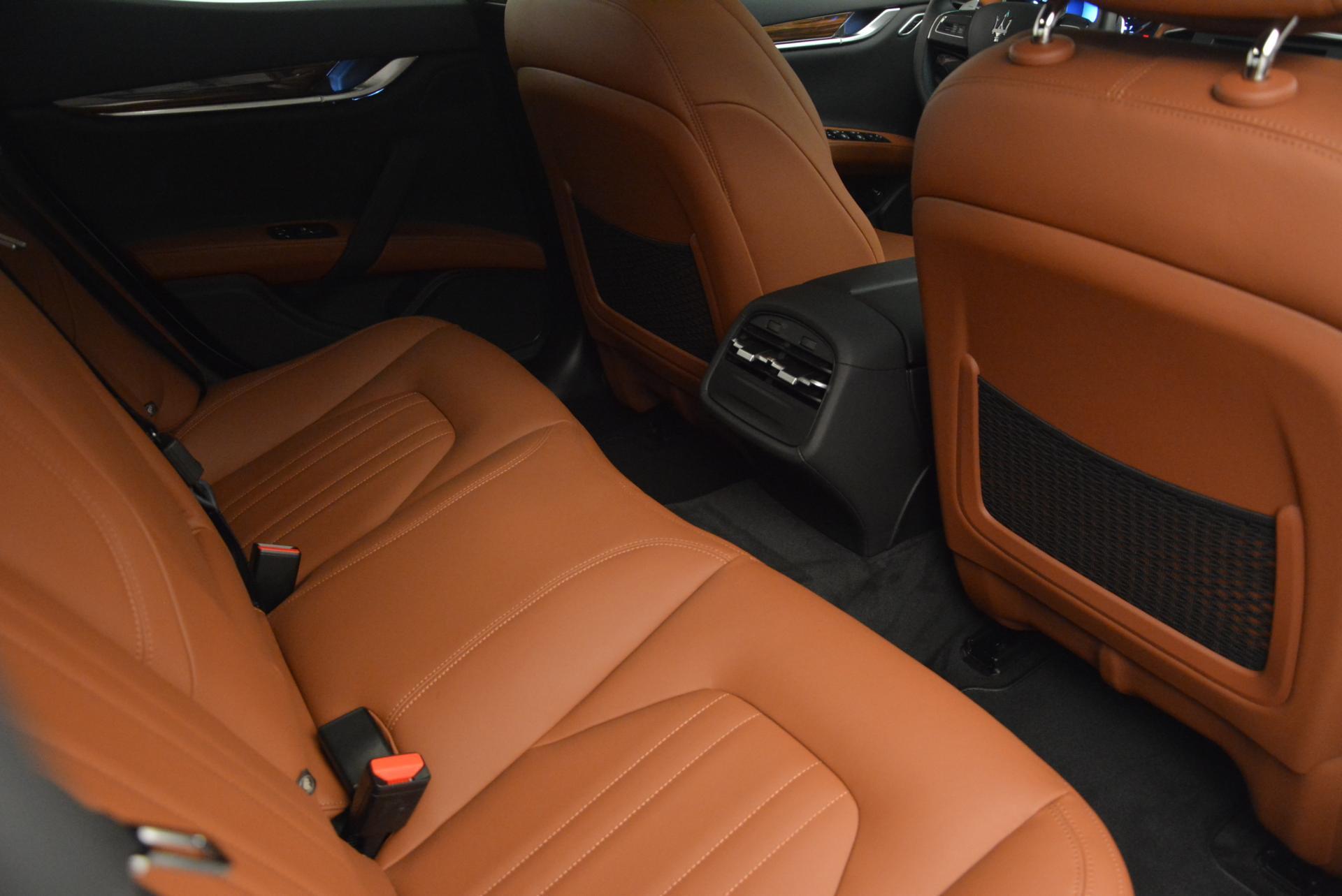 New 2016 Maserati Ghibli S Q4 For Sale In Westport, CT 118_p22