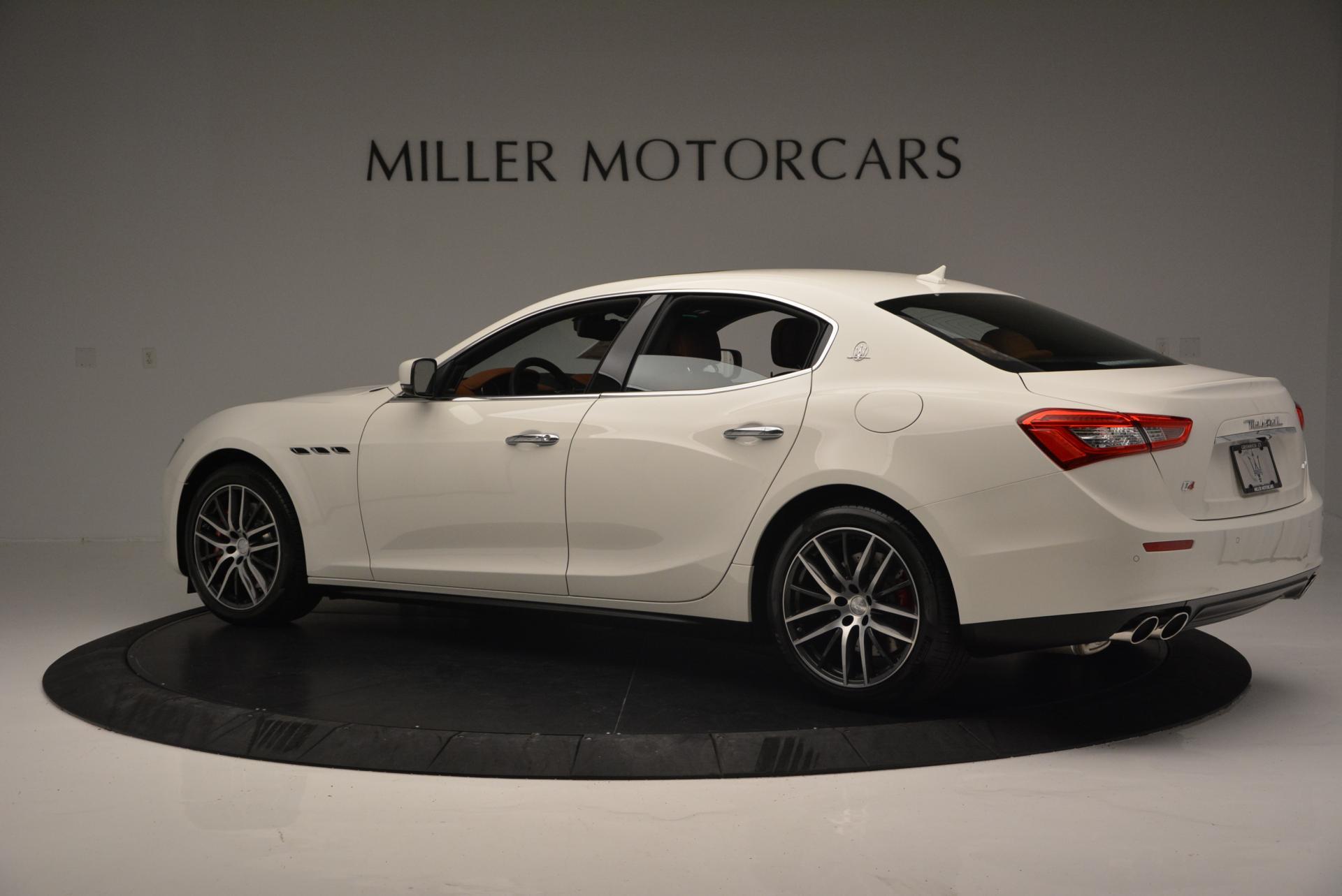 New 2016 Maserati Ghibli S Q4 For Sale In Westport, CT 118_p4