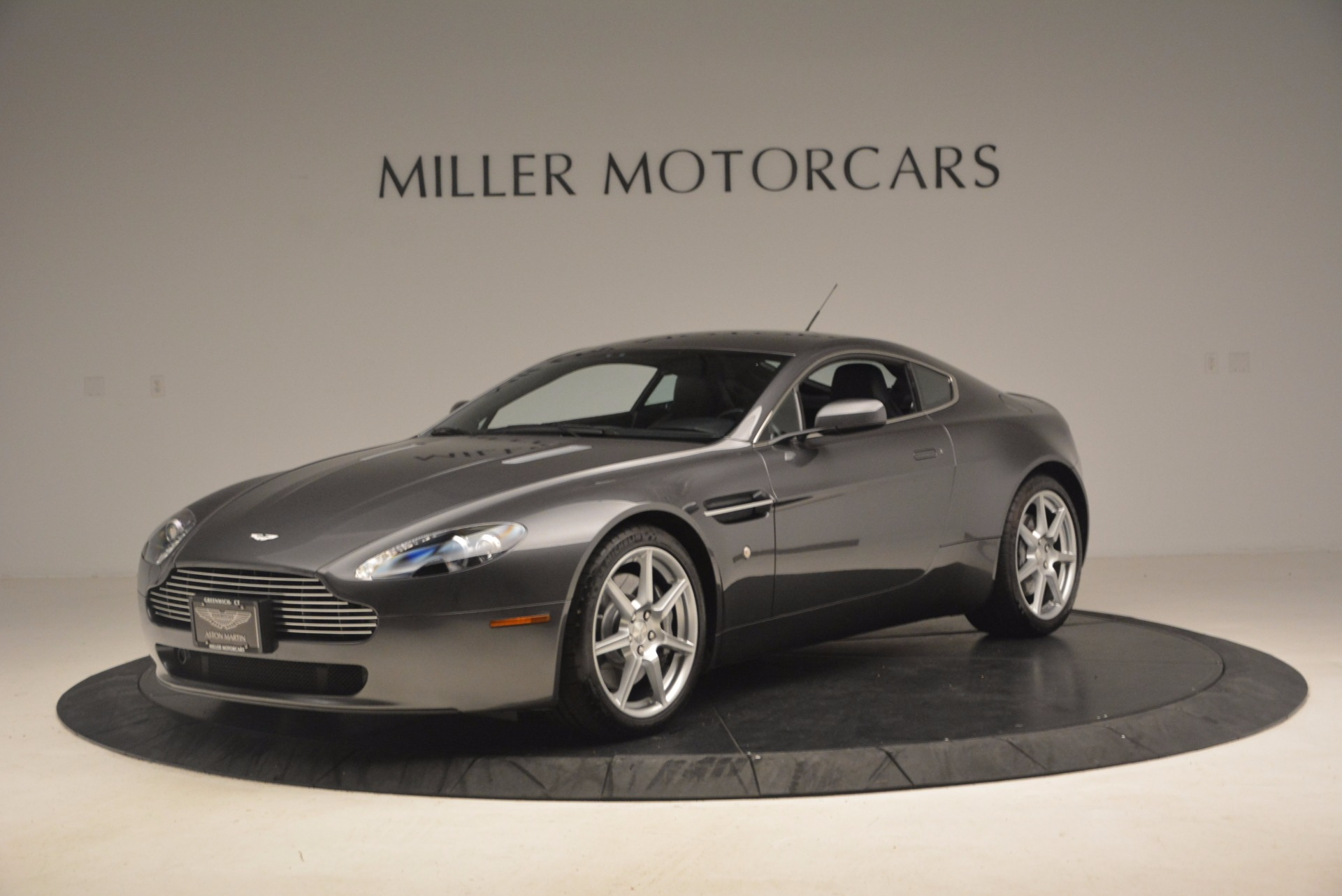 Used 2006 Aston Martin V8 Vantage Coupe  For Sale In Westport, CT 1180_p2
