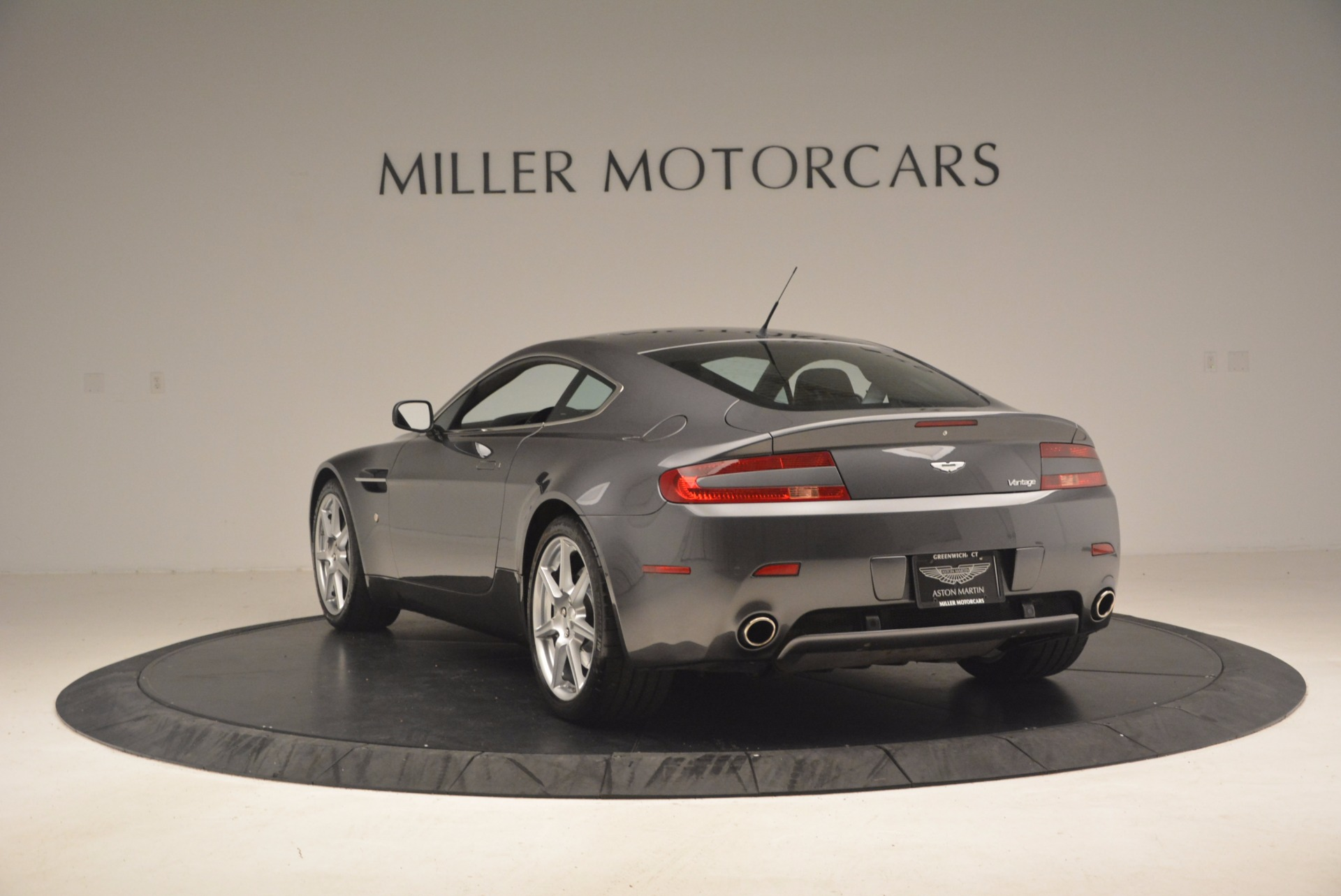 Used 2006 Aston Martin V8 Vantage Coupe  For Sale In Westport, CT 1180_p5
