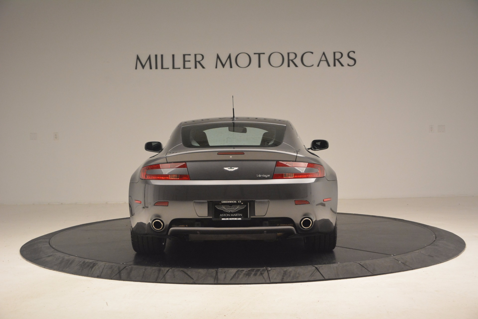 Used 2006 Aston Martin V8 Vantage Coupe  For Sale In Westport, CT 1180_p6