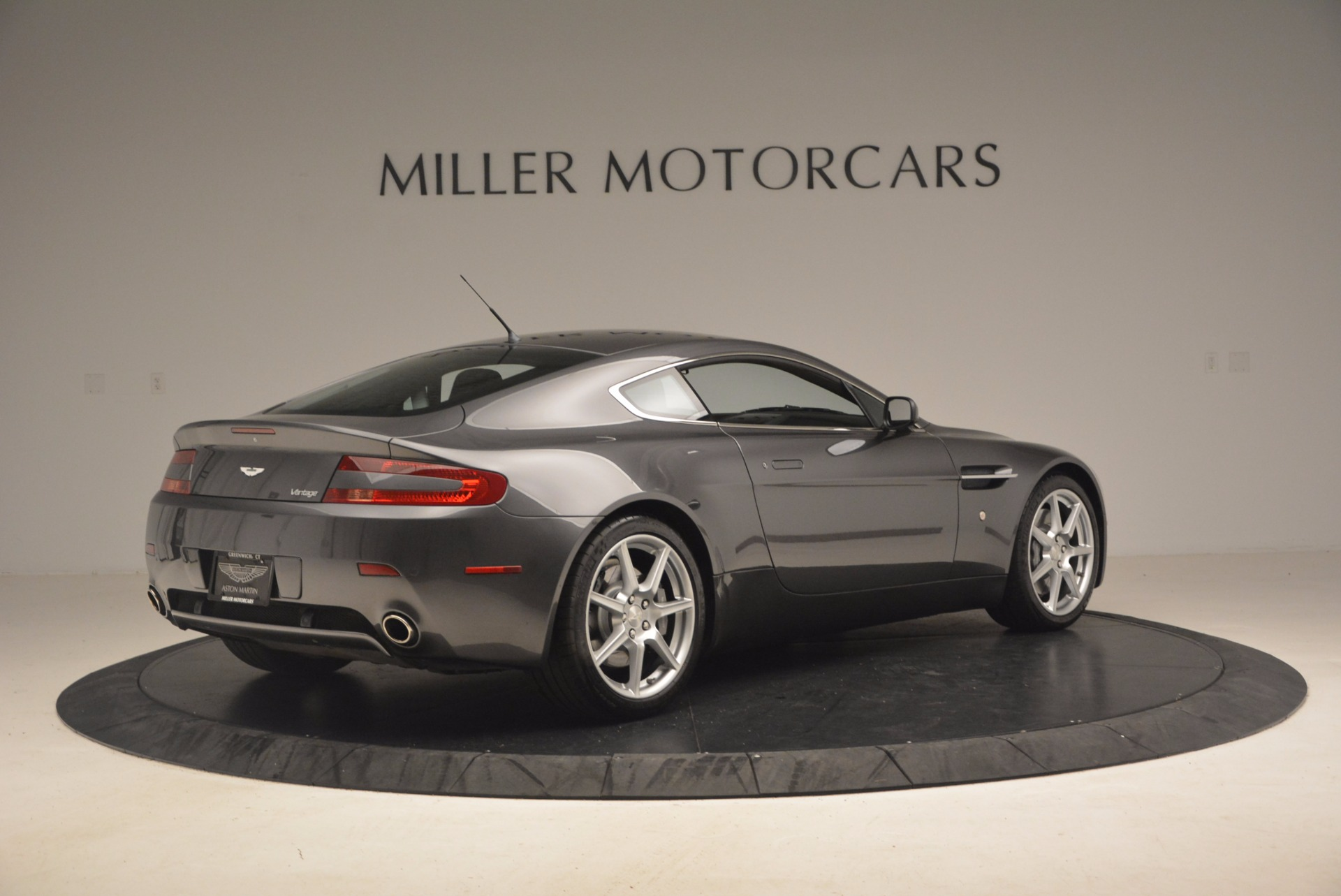 Used 2006 Aston Martin V8 Vantage Coupe  For Sale In Westport, CT 1180_p8