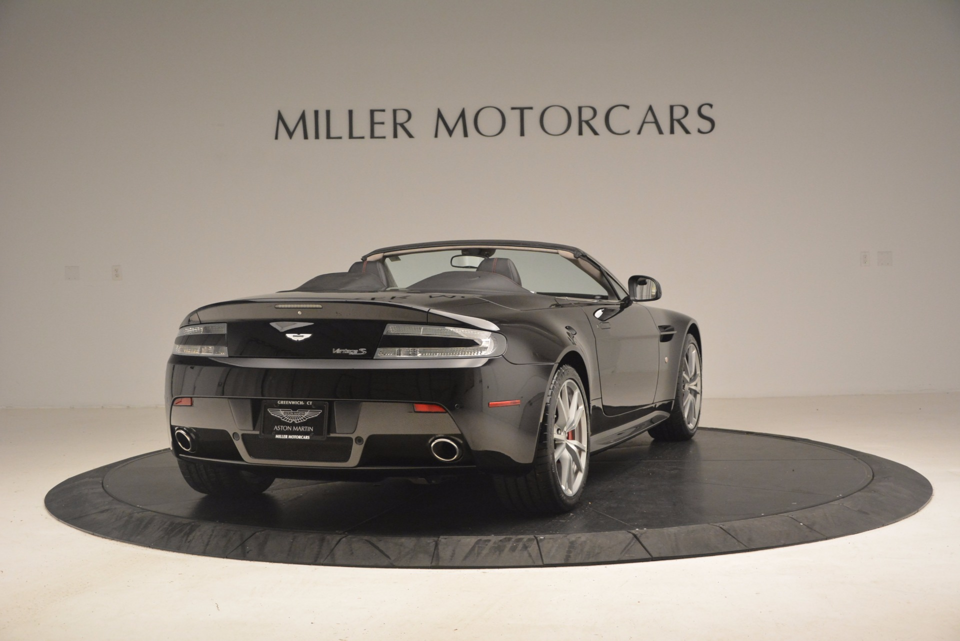 Used 2012 Aston Martin V8 Vantage S Roadster For Sale In Westport, CT 1181_p7