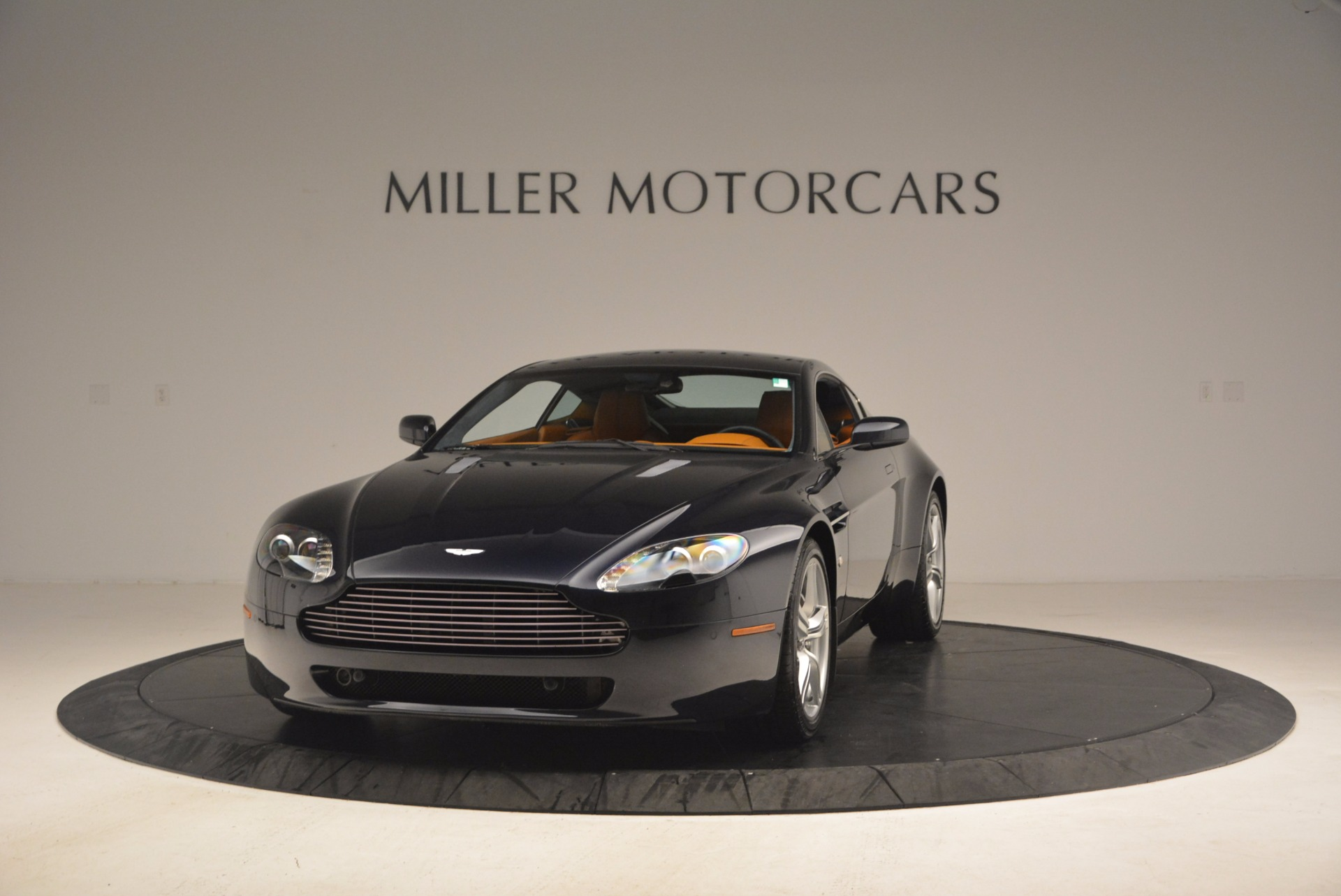 Used 2009 Aston Martin V8 Vantage  For Sale In Westport, CT 1183_main