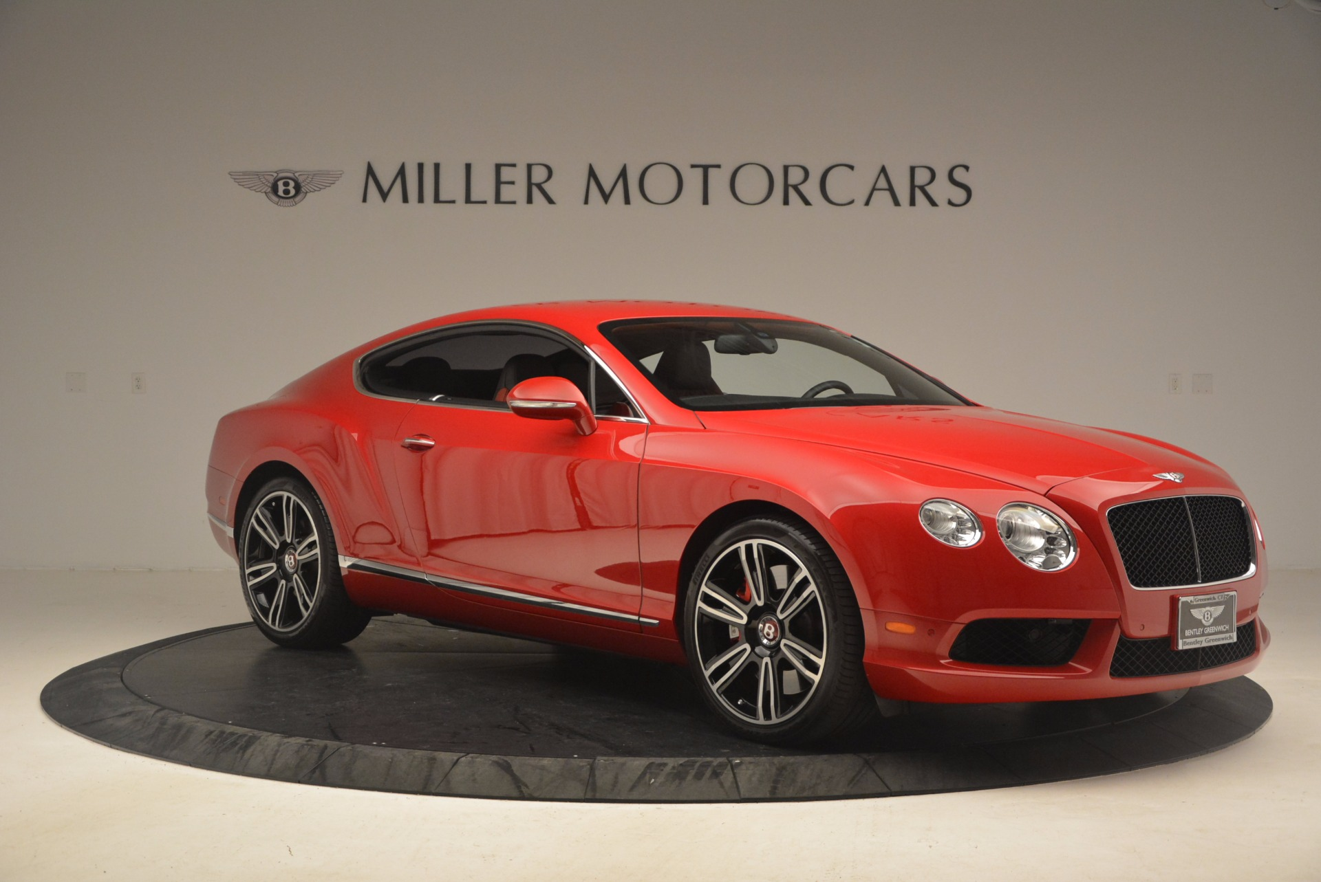 Used 2013 Bentley Continental GT V8 For Sale In Westport, CT 1185_p10