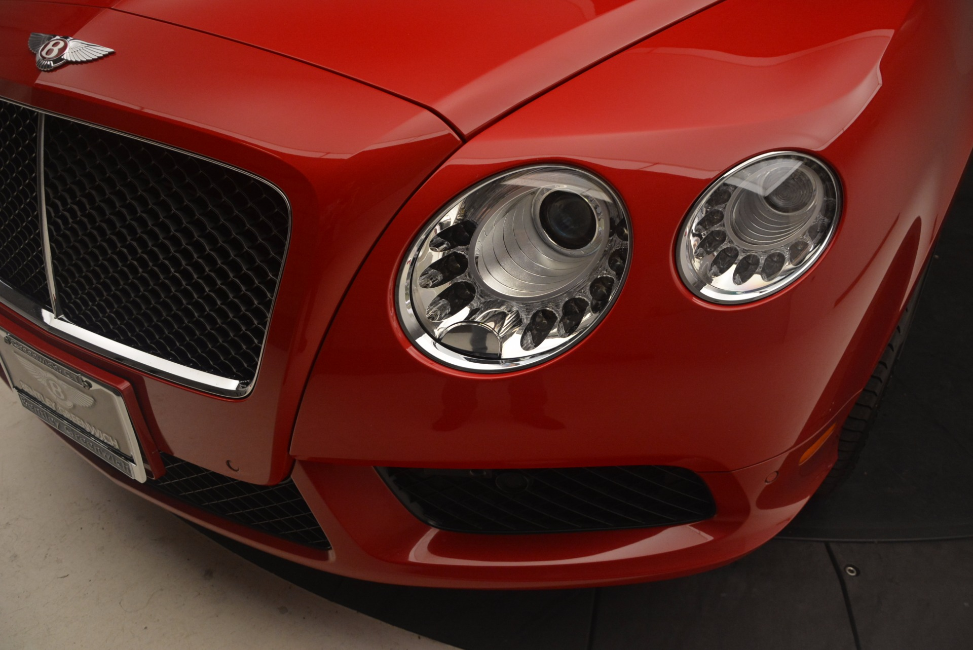 Used 2013 Bentley Continental GT V8 For Sale In Westport, CT 1185_p14