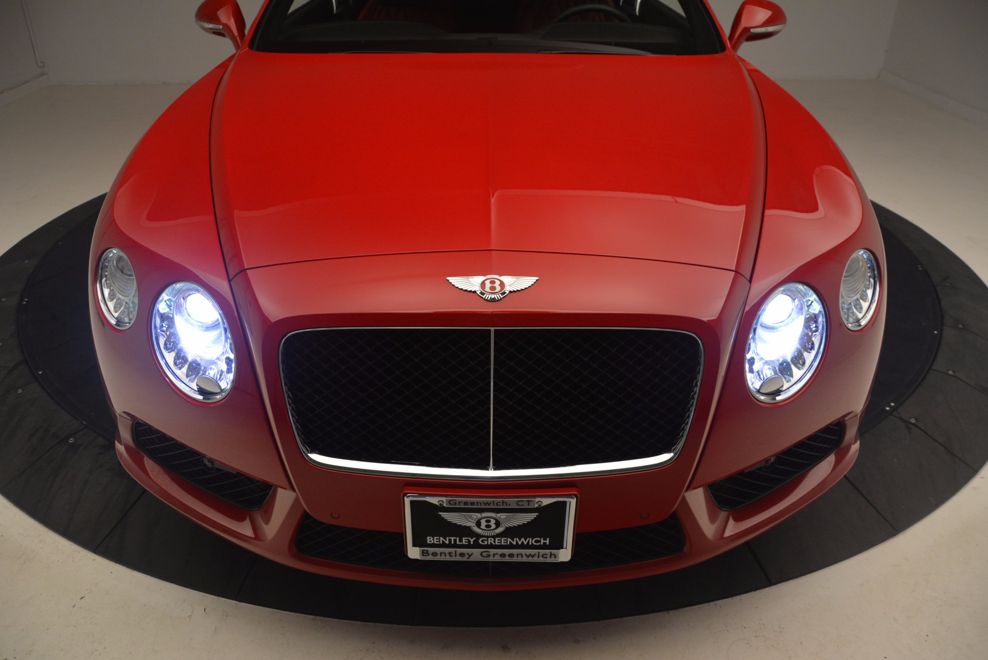 Used 2013 Bentley Continental GT V8 For Sale In Westport, CT 1185_p15