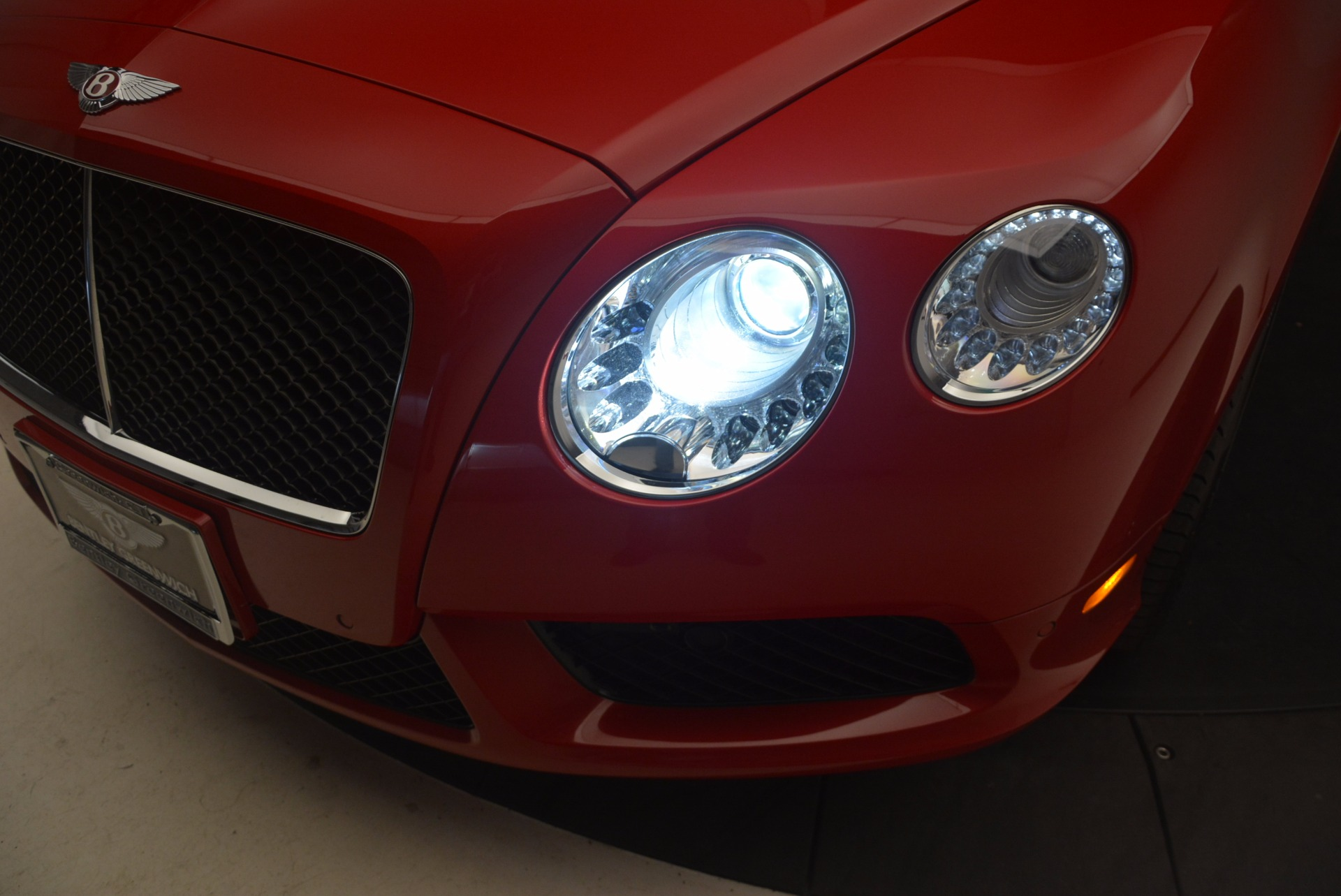 Used 2013 Bentley Continental GT V8 For Sale In Westport, CT 1185_p16