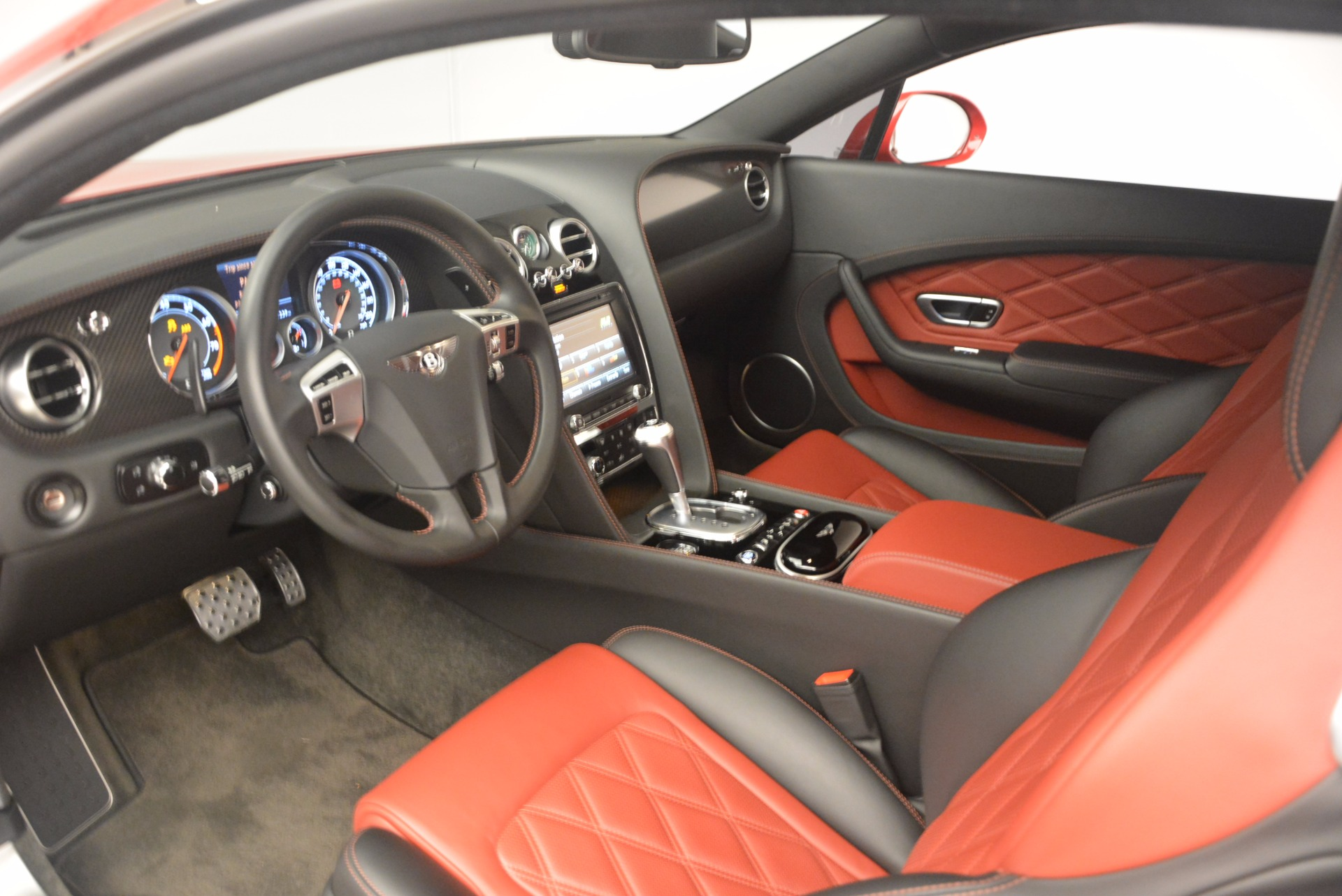 Used 2013 Bentley Continental GT V8 For Sale In Westport, CT 1185_p22