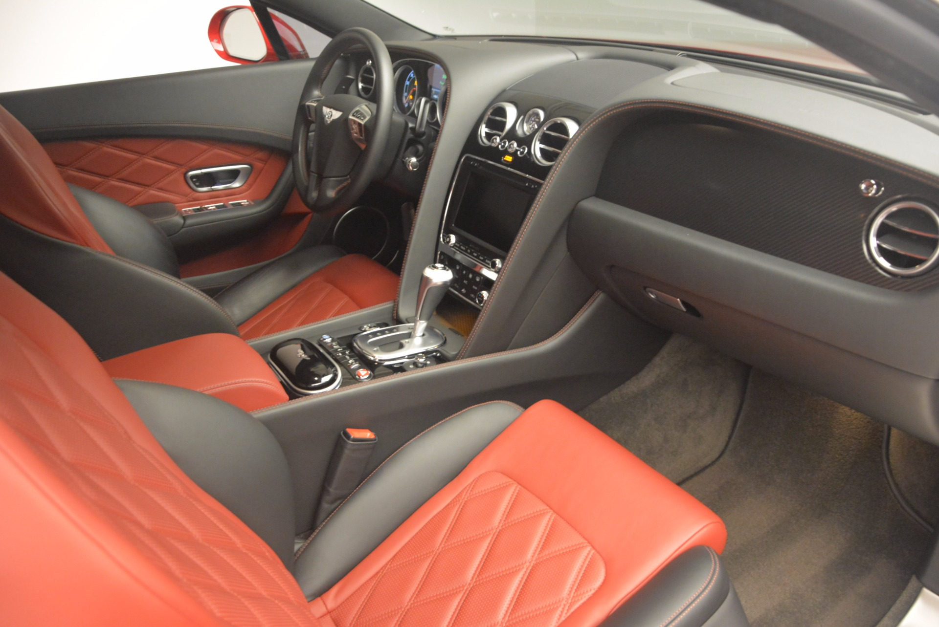 Used 2013 Bentley Continental GT V8 For Sale In Westport, CT 1185_p31